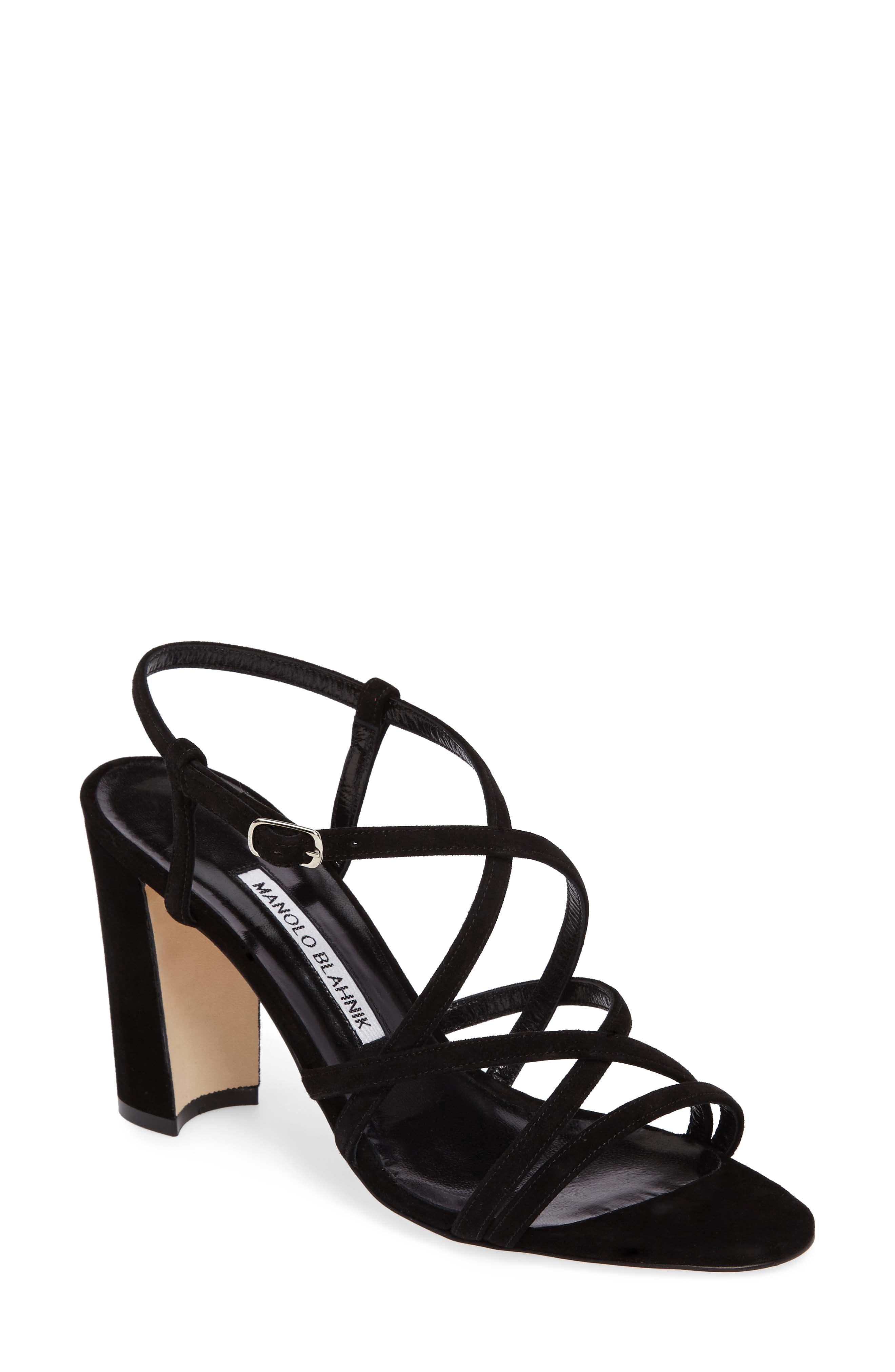 Alternate Image 1 Selected - Manolo Blahnik Atrita Sandal (Women)