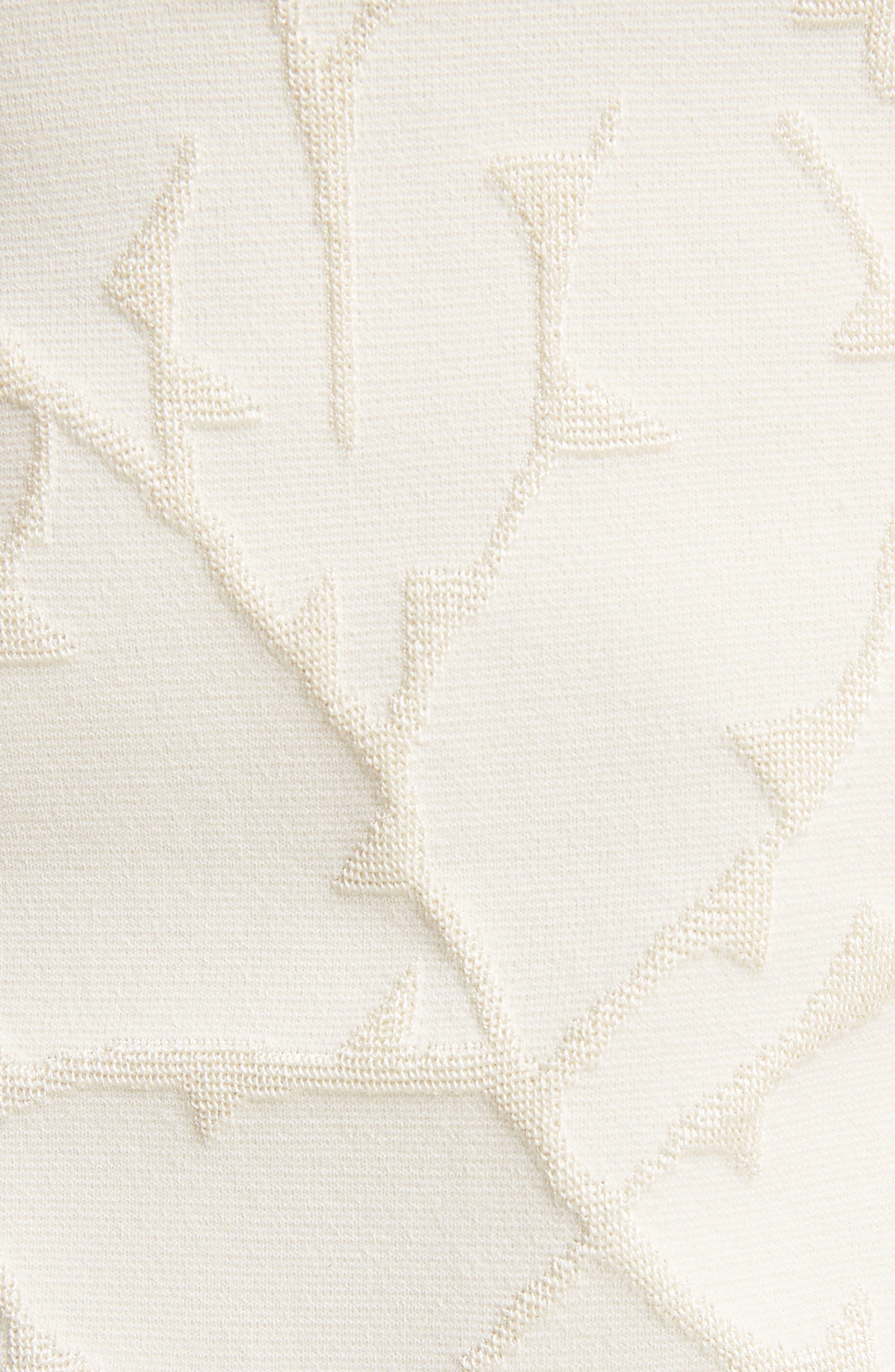 Alternate Image 5  - Loewe Jacquard Knit Dress