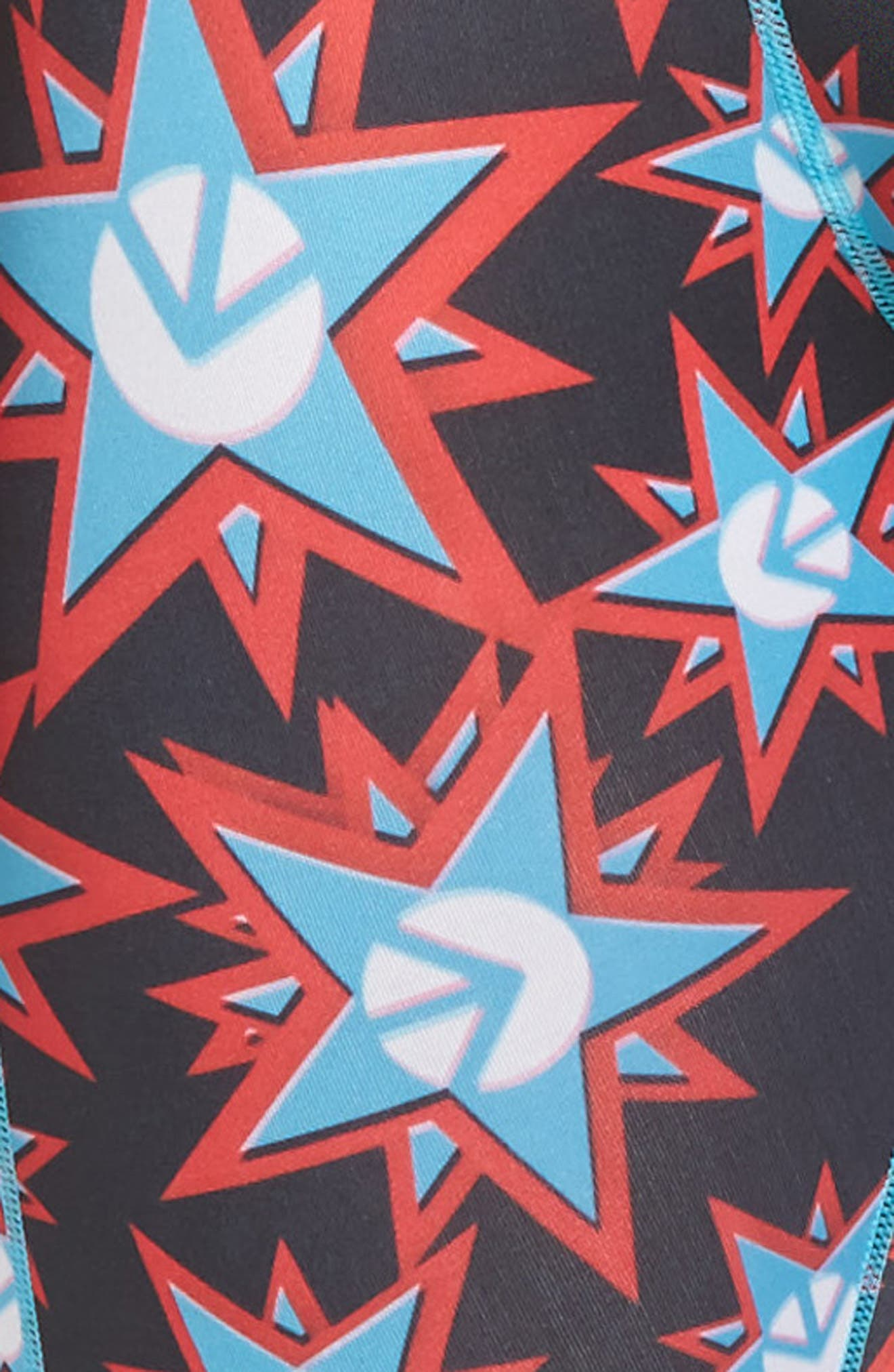 Seeing Stars Stretch Boxer Briefs,                             Alternate thumbnail 4, color,                             Red/ Blue