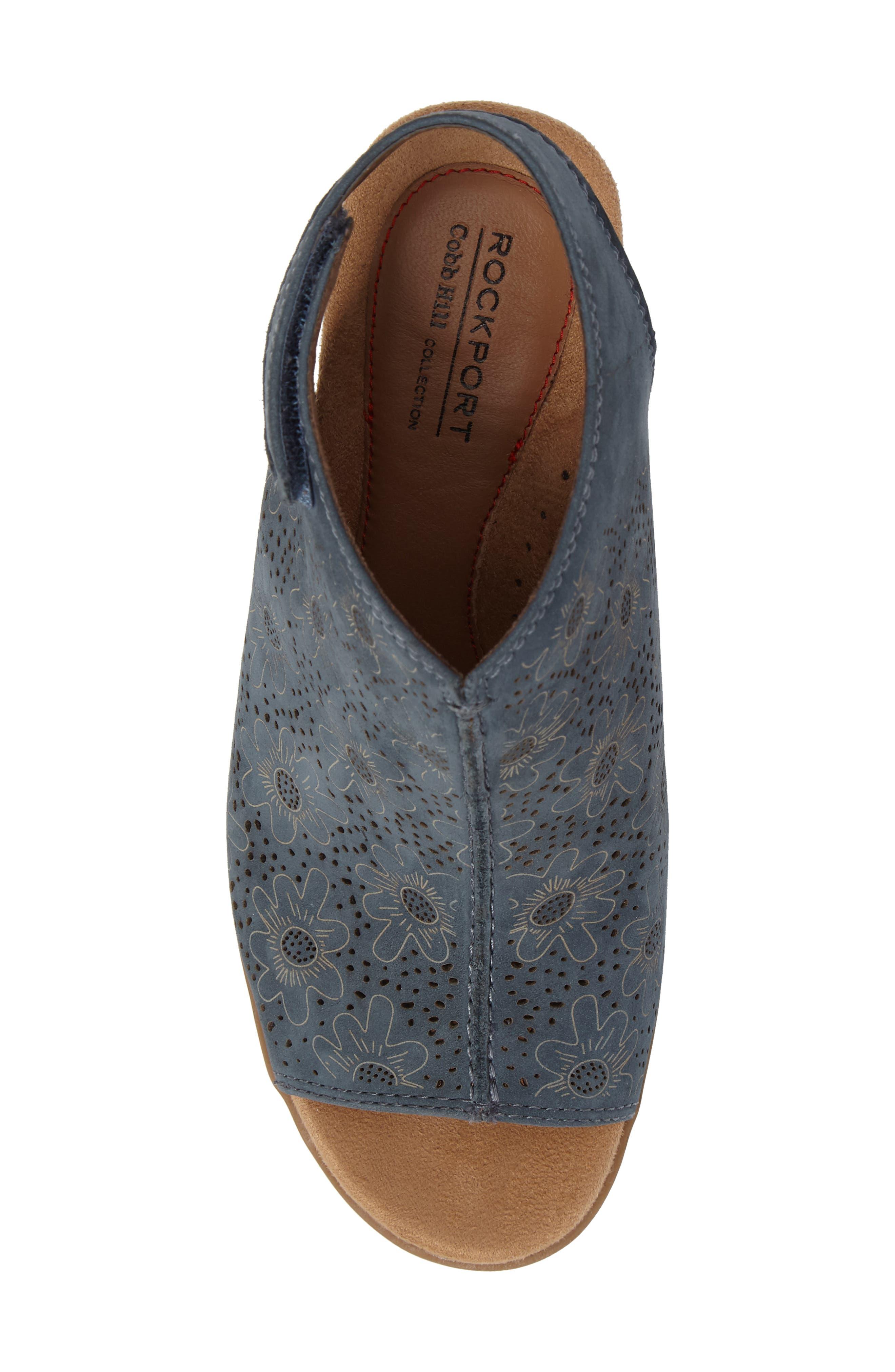 Alternate Image 5  - Rockport Cobb Hill Hattie Perforated Slingback Sandal (Women)
