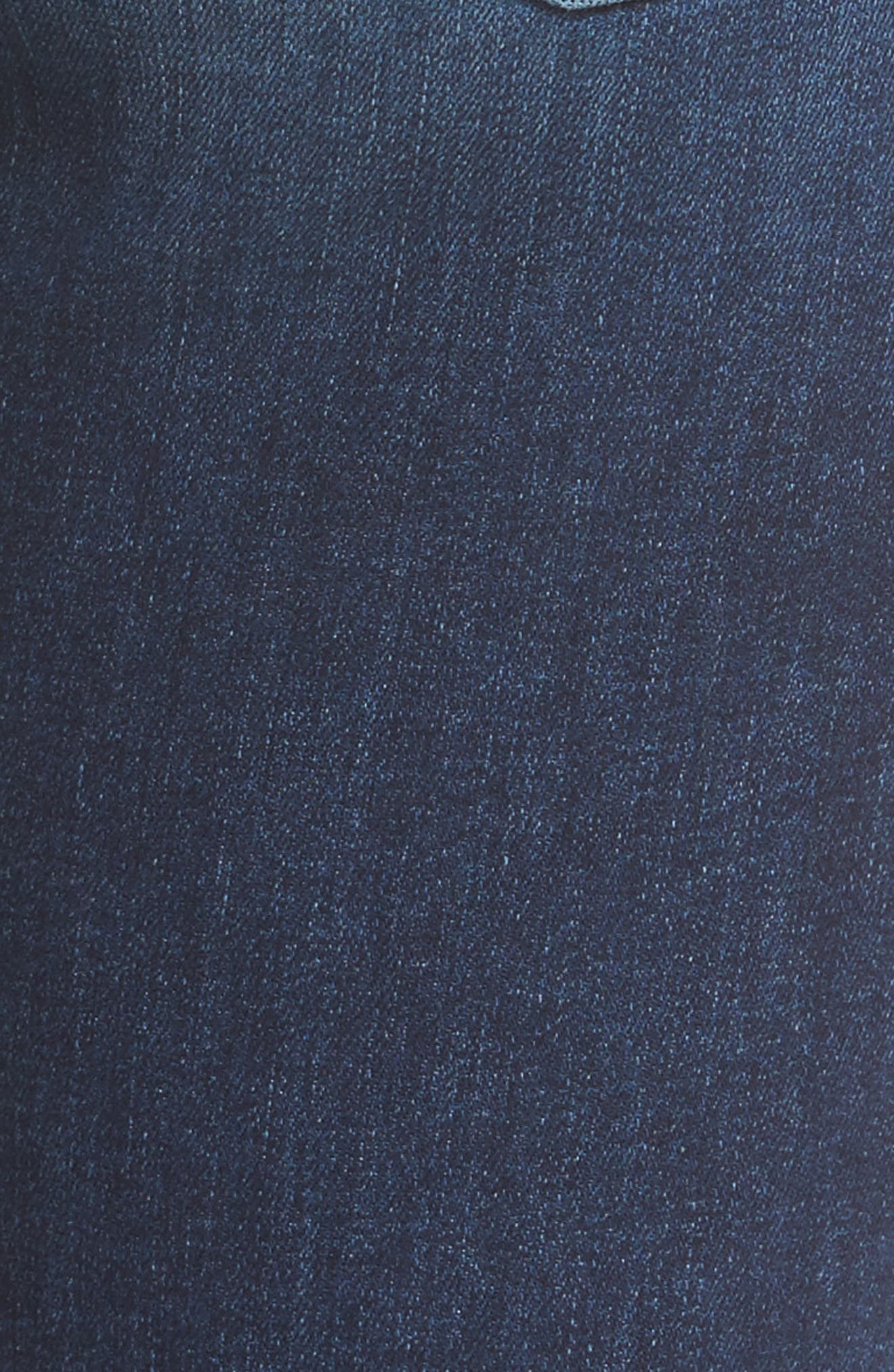 Alternate Image 5  - 7 For All Mankind® Kimmie Bootcut Jeans (Stunning Bleeker)