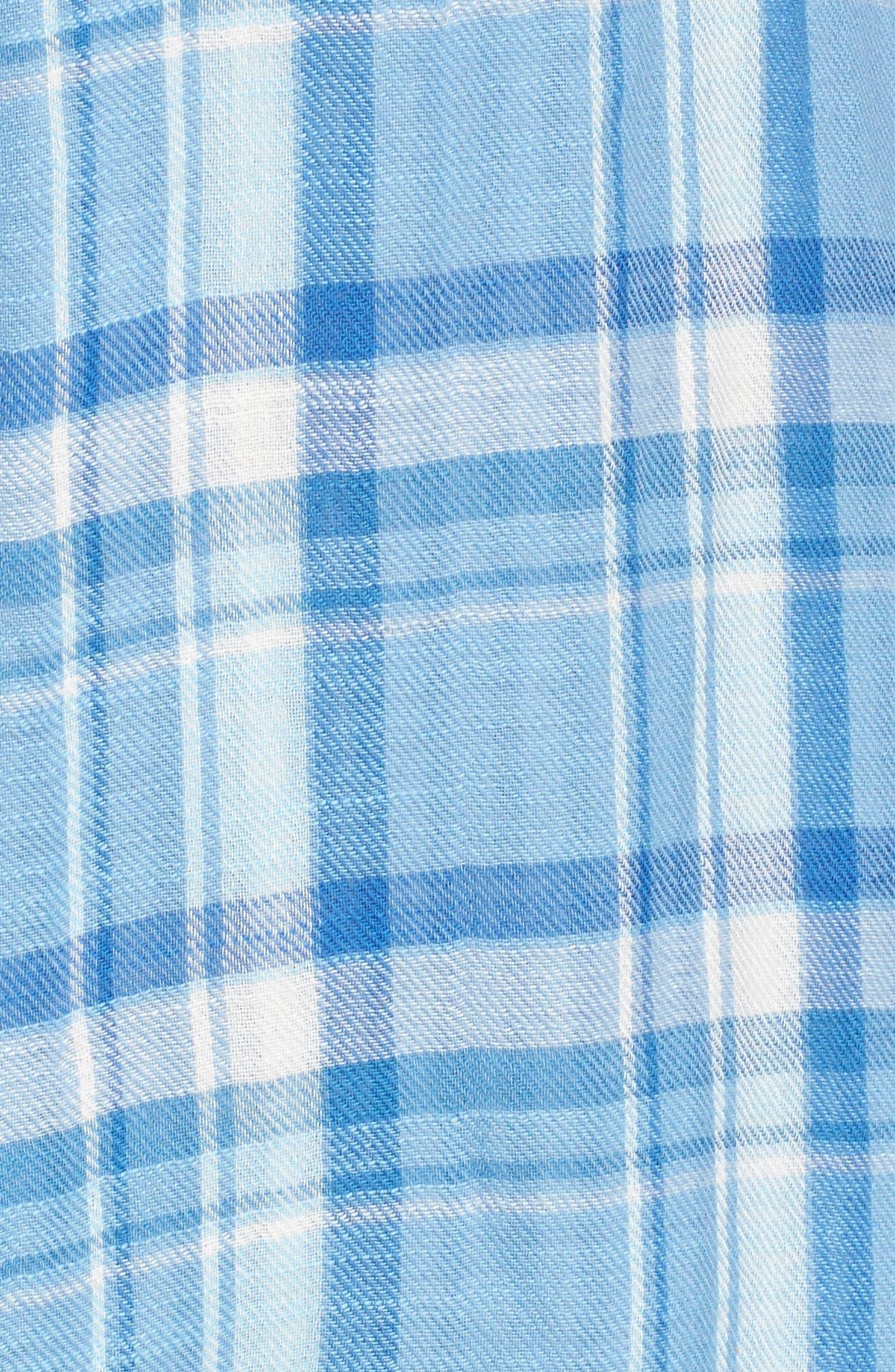 Alternate Image 5  - DL1961 Mercer & Spring Frayed Shirt