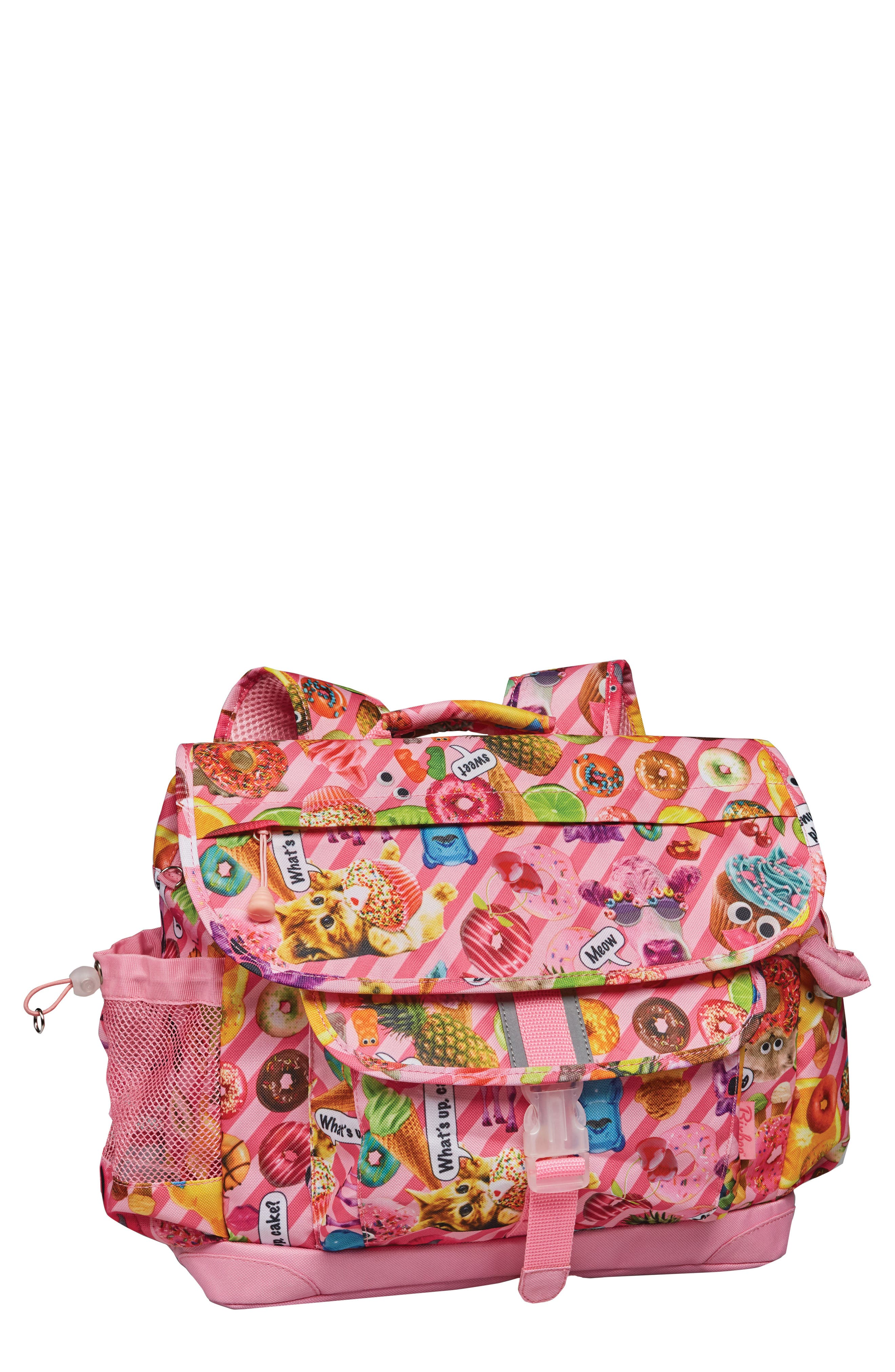 Funtastical Backpack,                         Main,                         color, Pink
