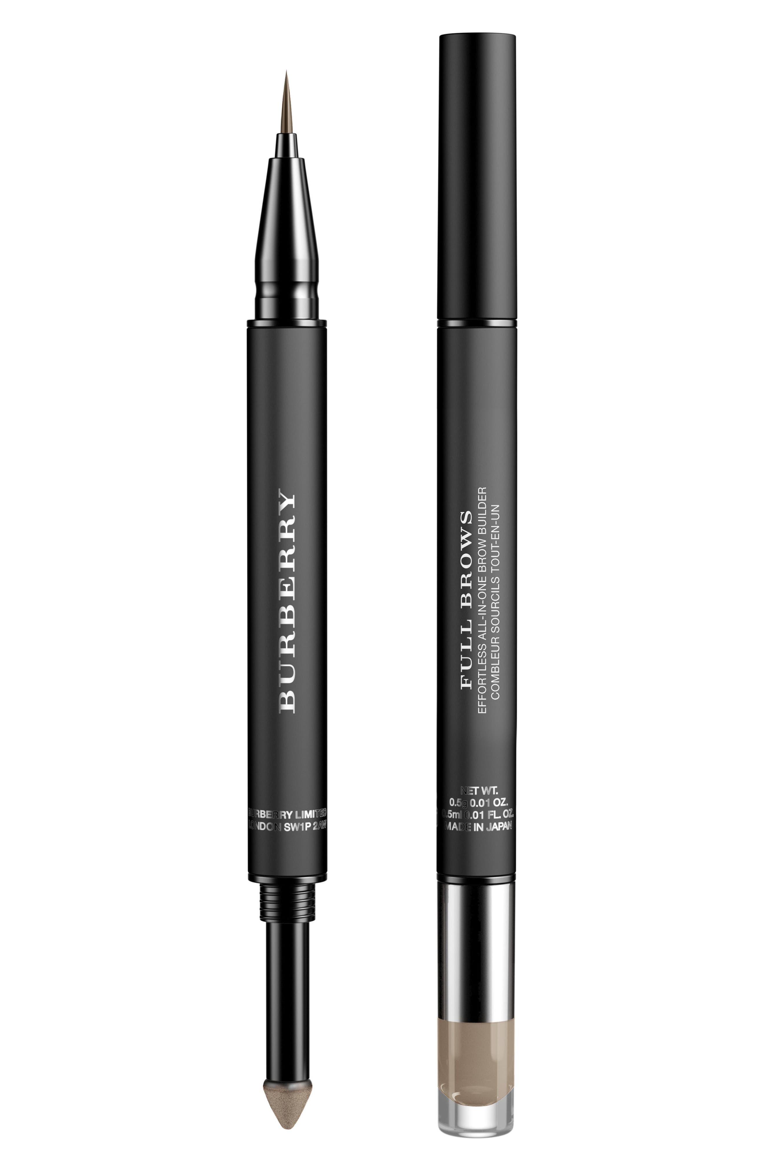 Alternate Image 1 Selected - Burberry Beauty Full Brows Effortless All-in-One Brow Builder