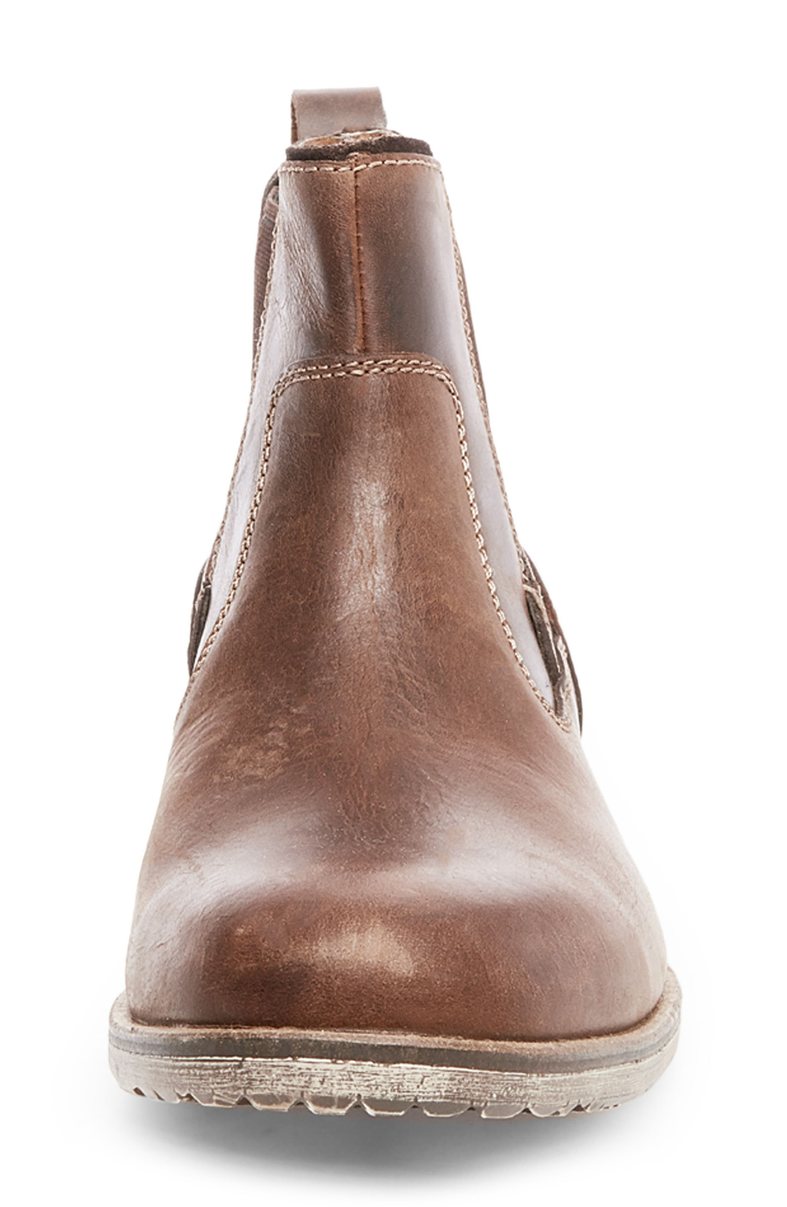 Alternate Image 4  - Steve Madden Nockdown Chelsea Boot (Men)