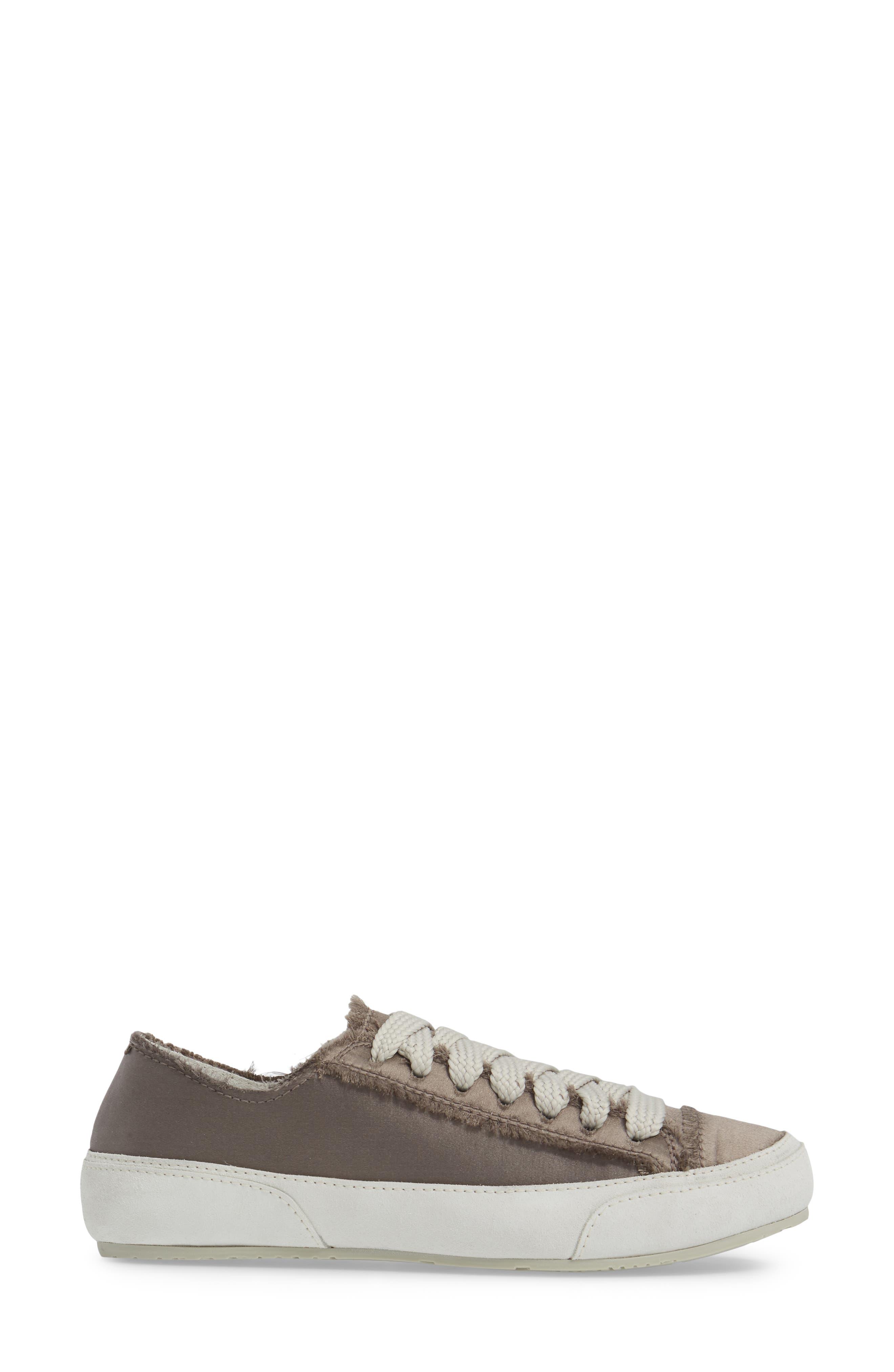 'Parson' Satin Sneaker,                             Alternate thumbnail 2, color,                             Truffle Satin