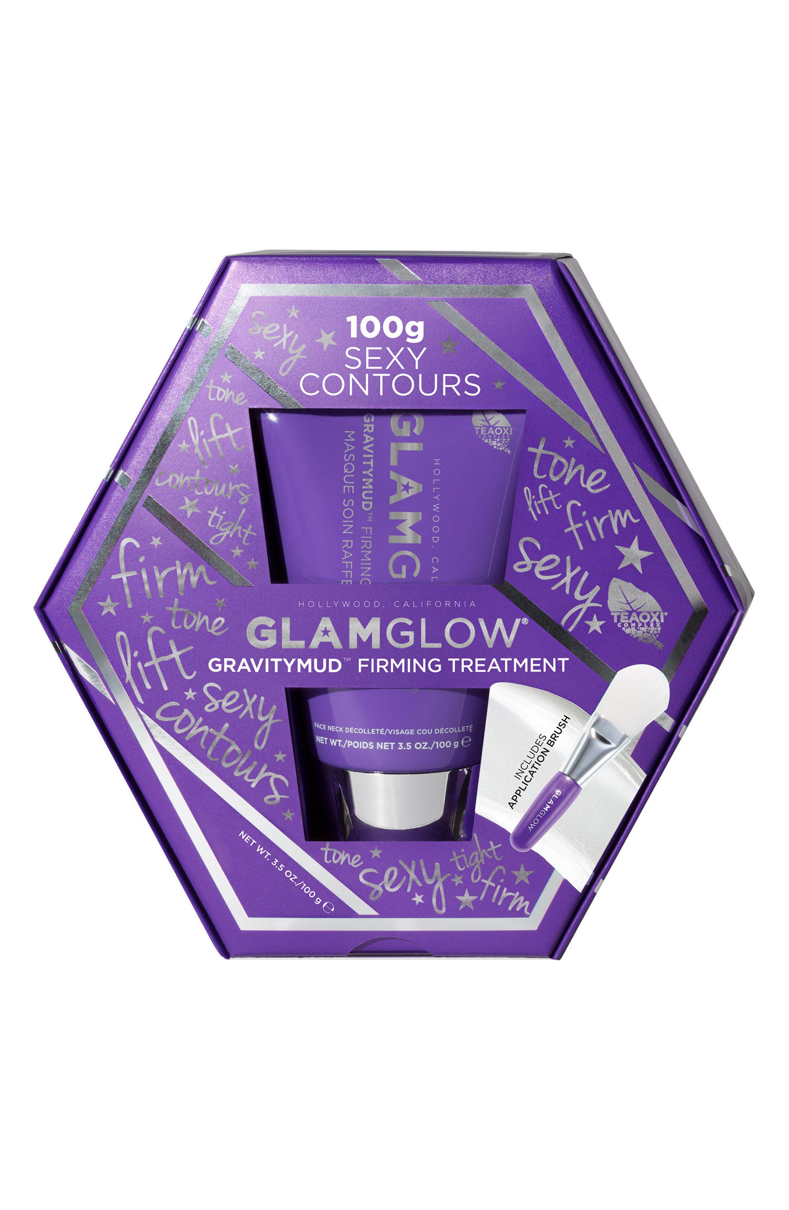 Alternate Image 1 Selected - GLAMGLOW® Jumbo Size GRAVITYMUD™ Firming Treatment Set ($152 Value)
