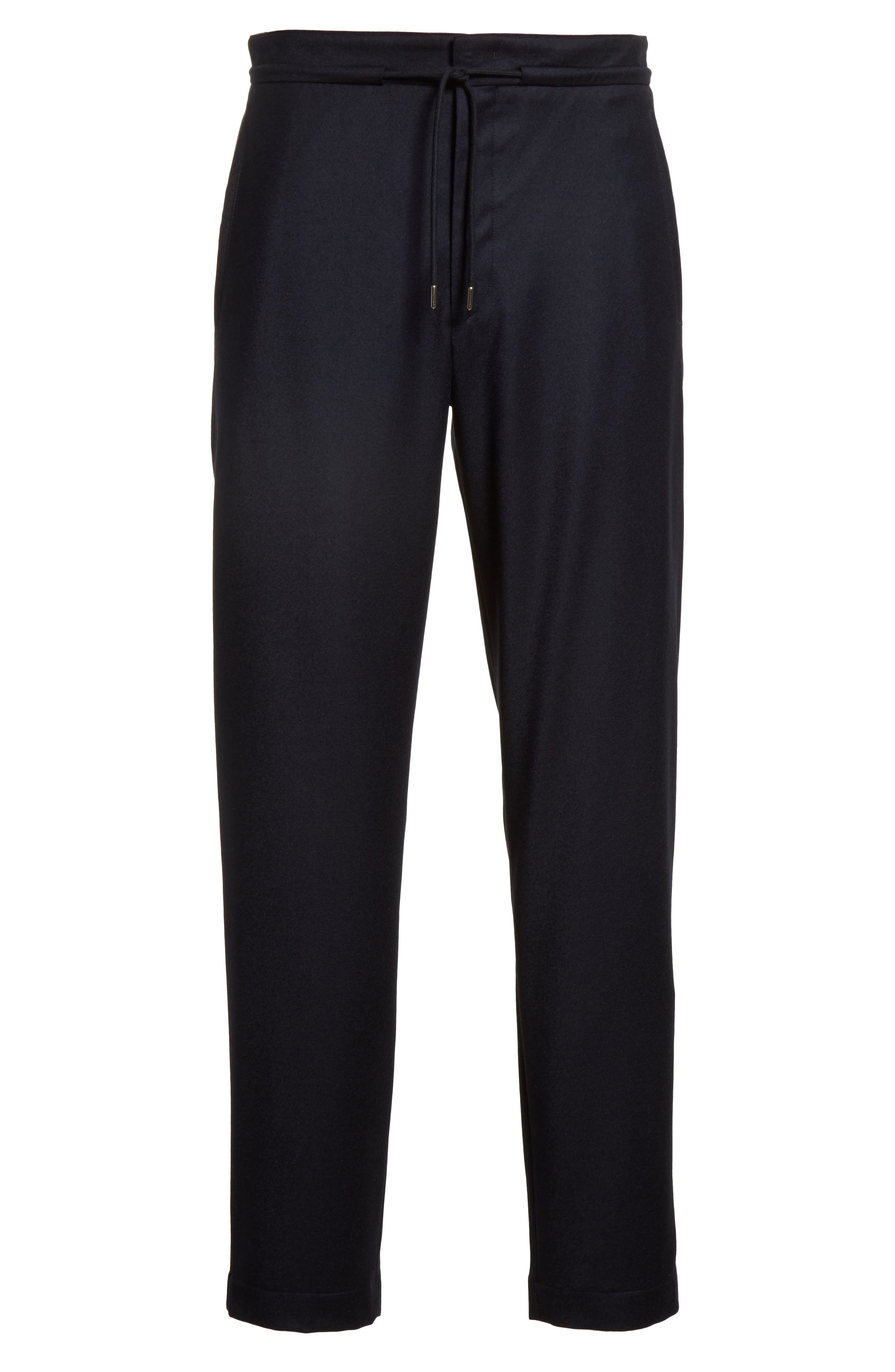 Alternate Image 6  - Paul Smith Drawstring Trousers
