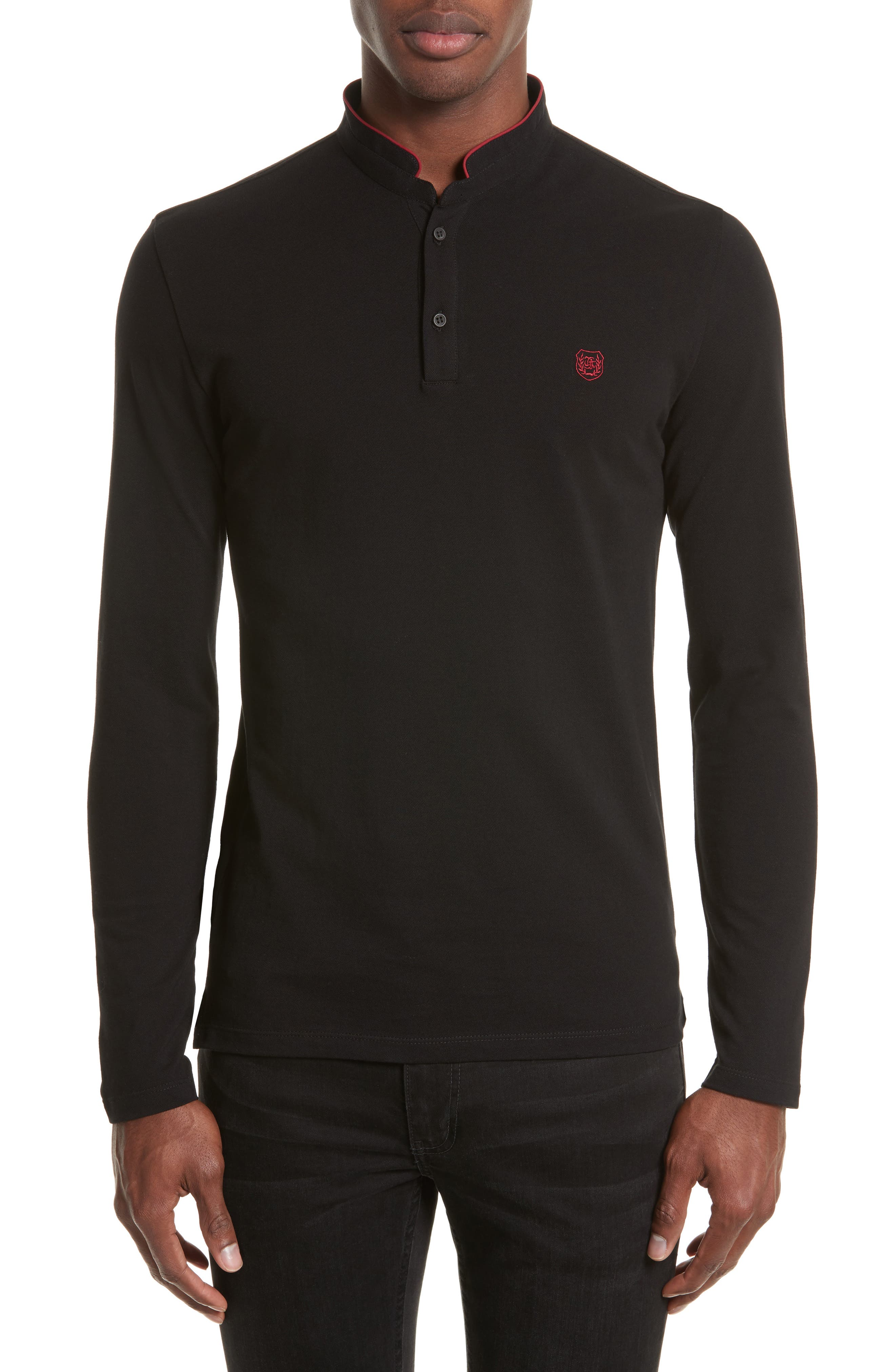 Alternate Image 1 Selected - The Kooples SPORT Officer Polo