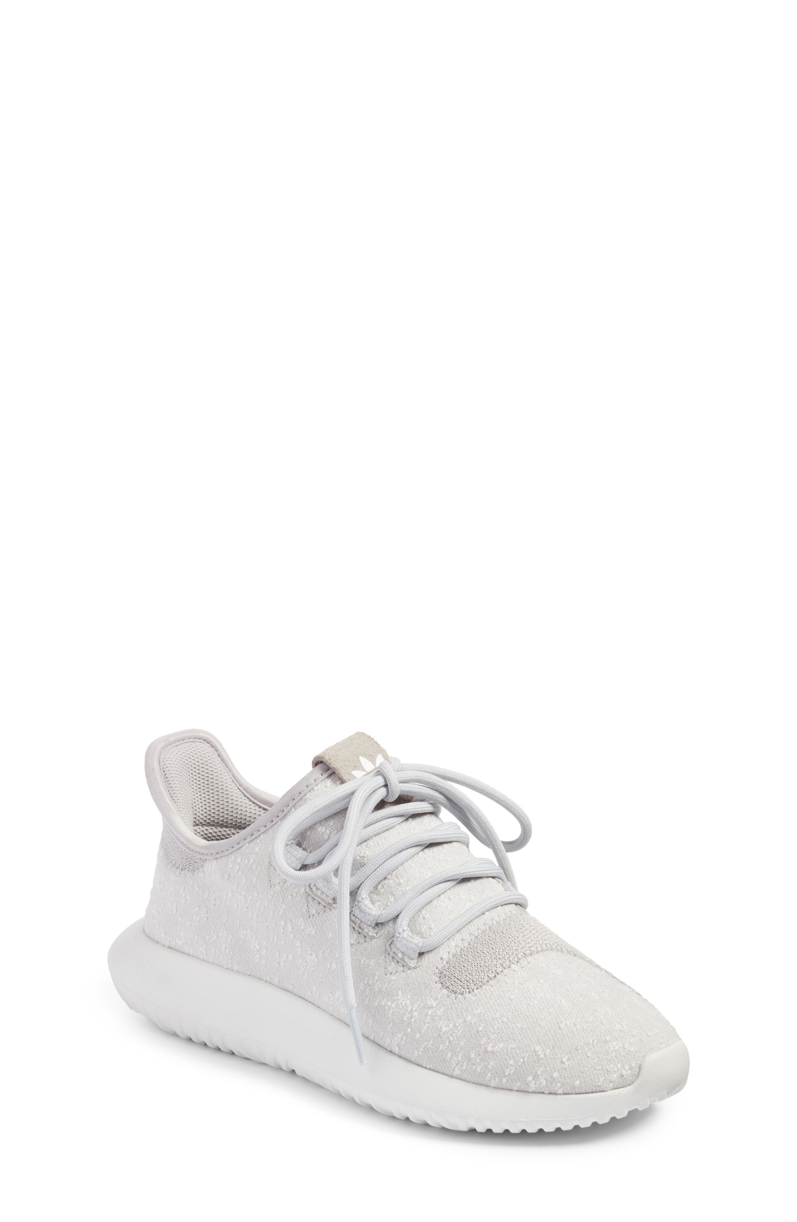 adidas Tubular Shadow Knit Sneaker (Big Kid)