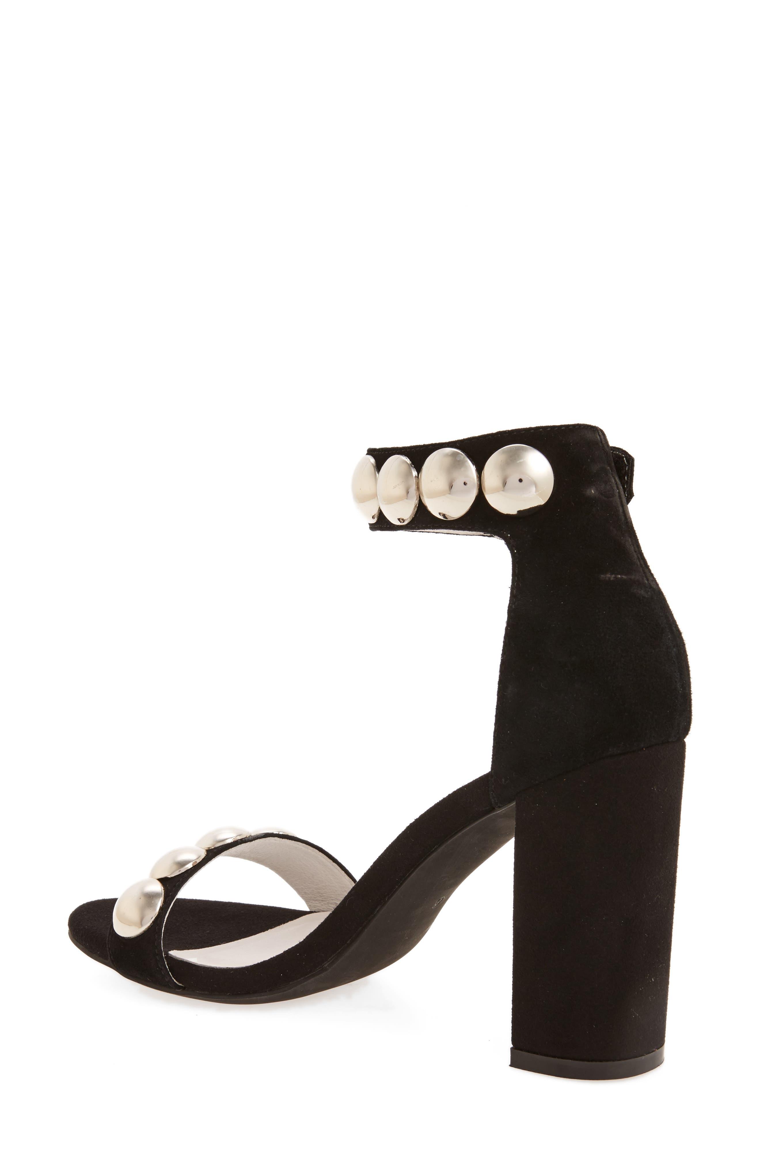 Alternate Image 2  - Jeffrey Campbell Lindsay Dome Studded Sandal (Women)