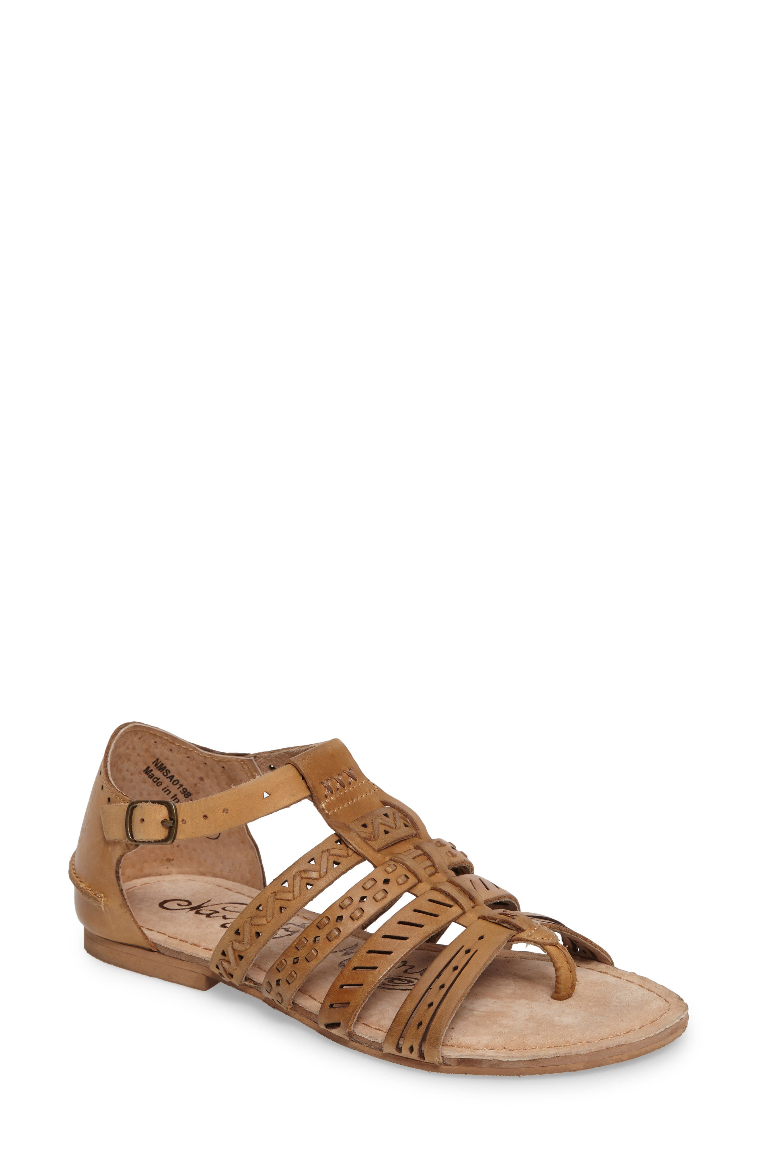 Naughty Monkey True Grit Perforated Sandal (Women)