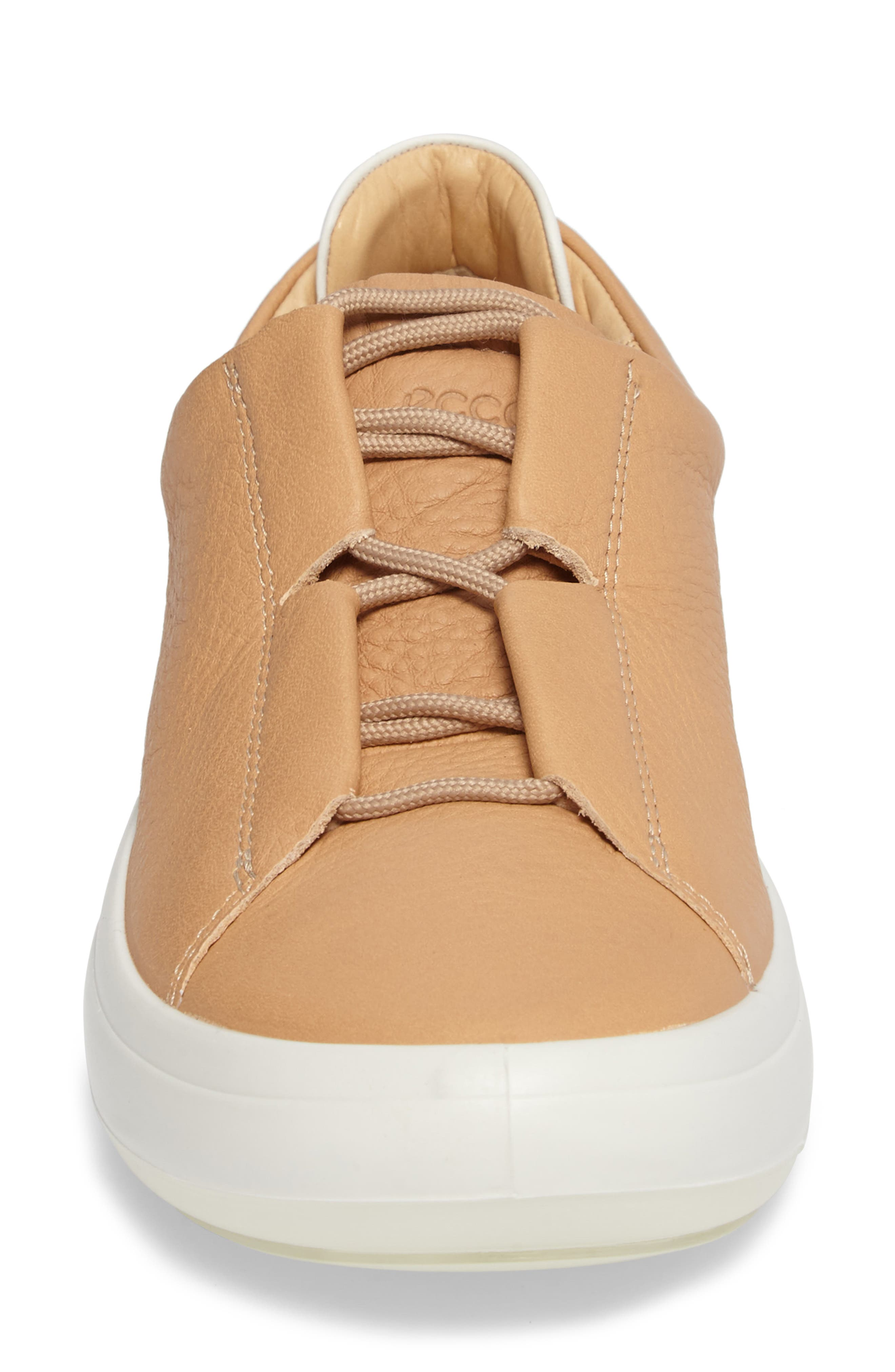Kinhin Low Top Sneaker,                             Alternate thumbnail 4, color,                             Volluto Leather
