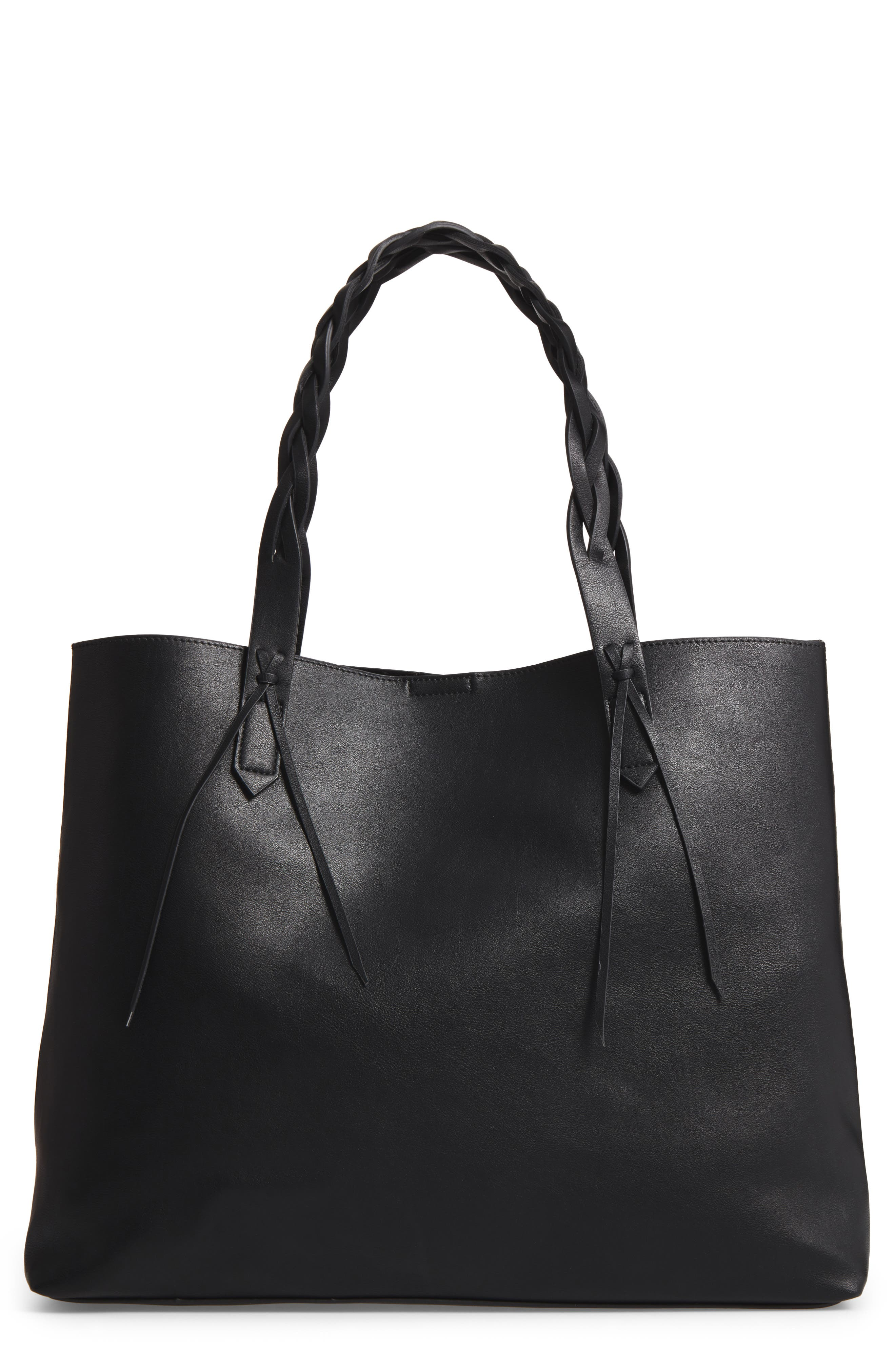 Main Image - Sole Society Amal Faux Leather Tote