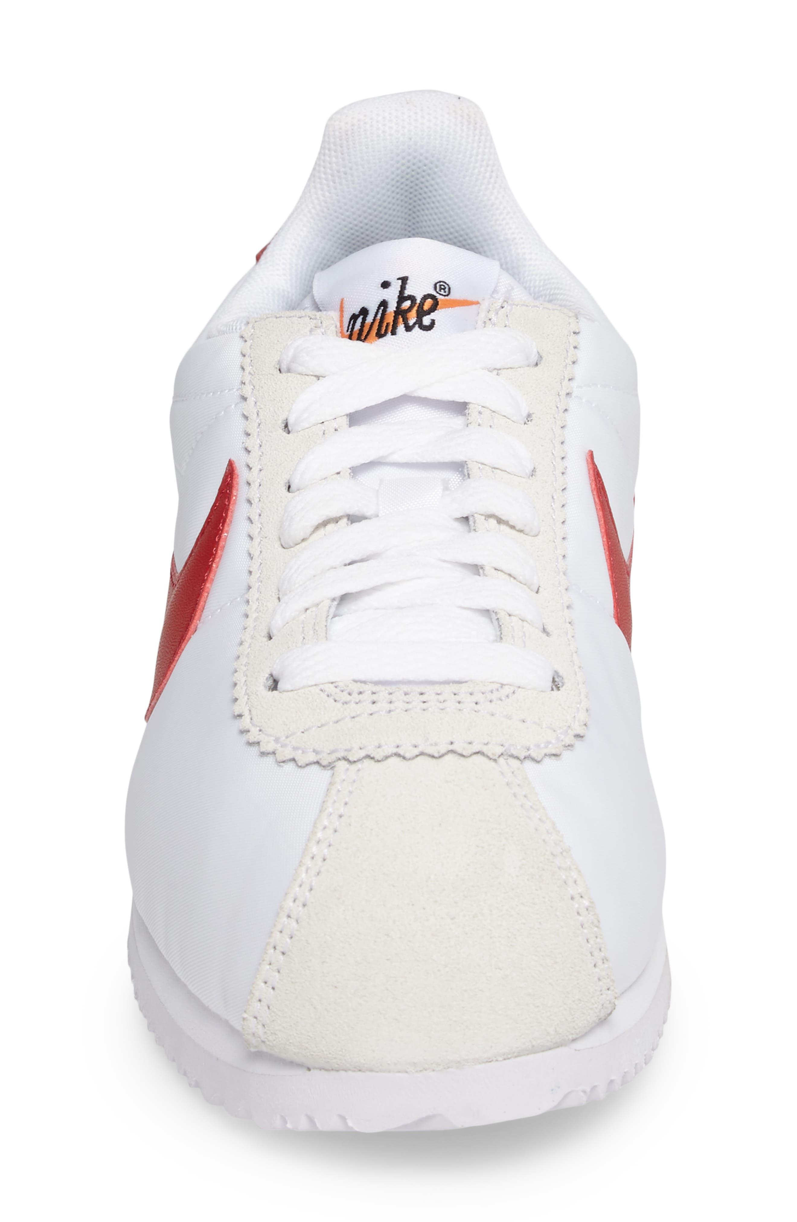 Alternate Image 4  - Nike Classic Cortez Premium Sneaker (Women)