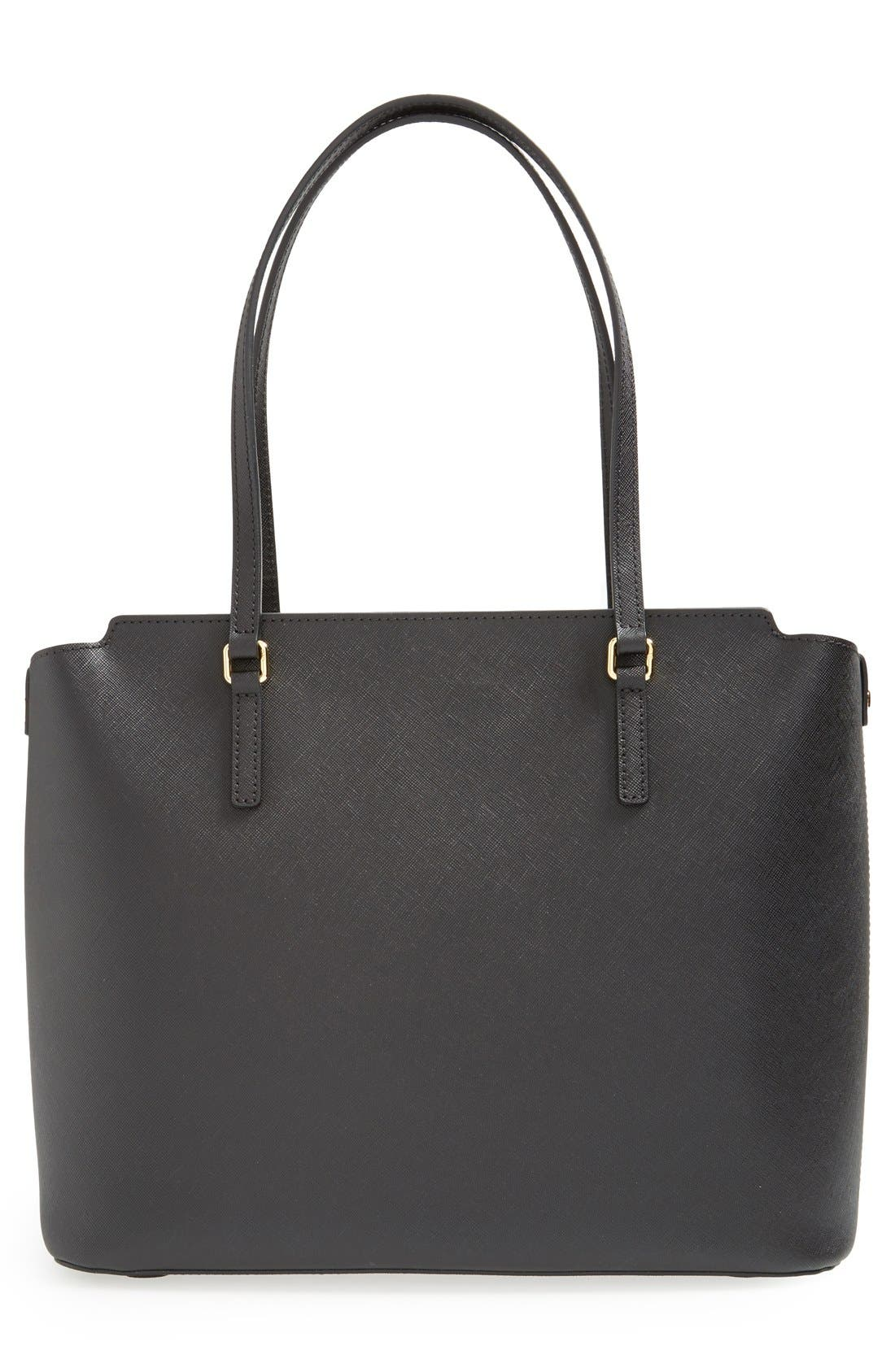 Alternate Image 4  - MCM 'Medium Project' Saffiano Leather Shopper