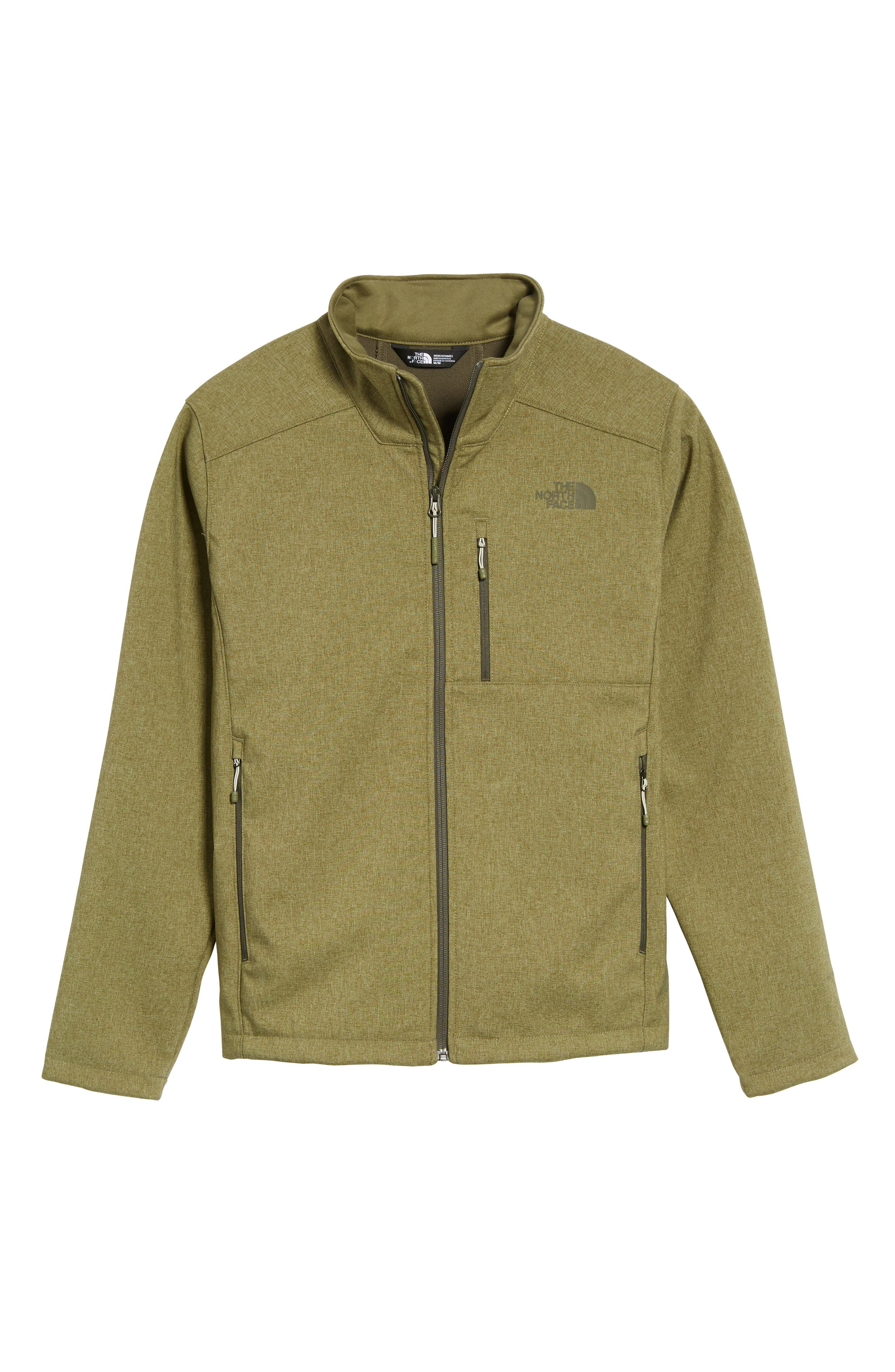Alternate Image 5  - The North Face 'Apex Bionic 2' Windproof & Water Resistant Soft Shell Jacket