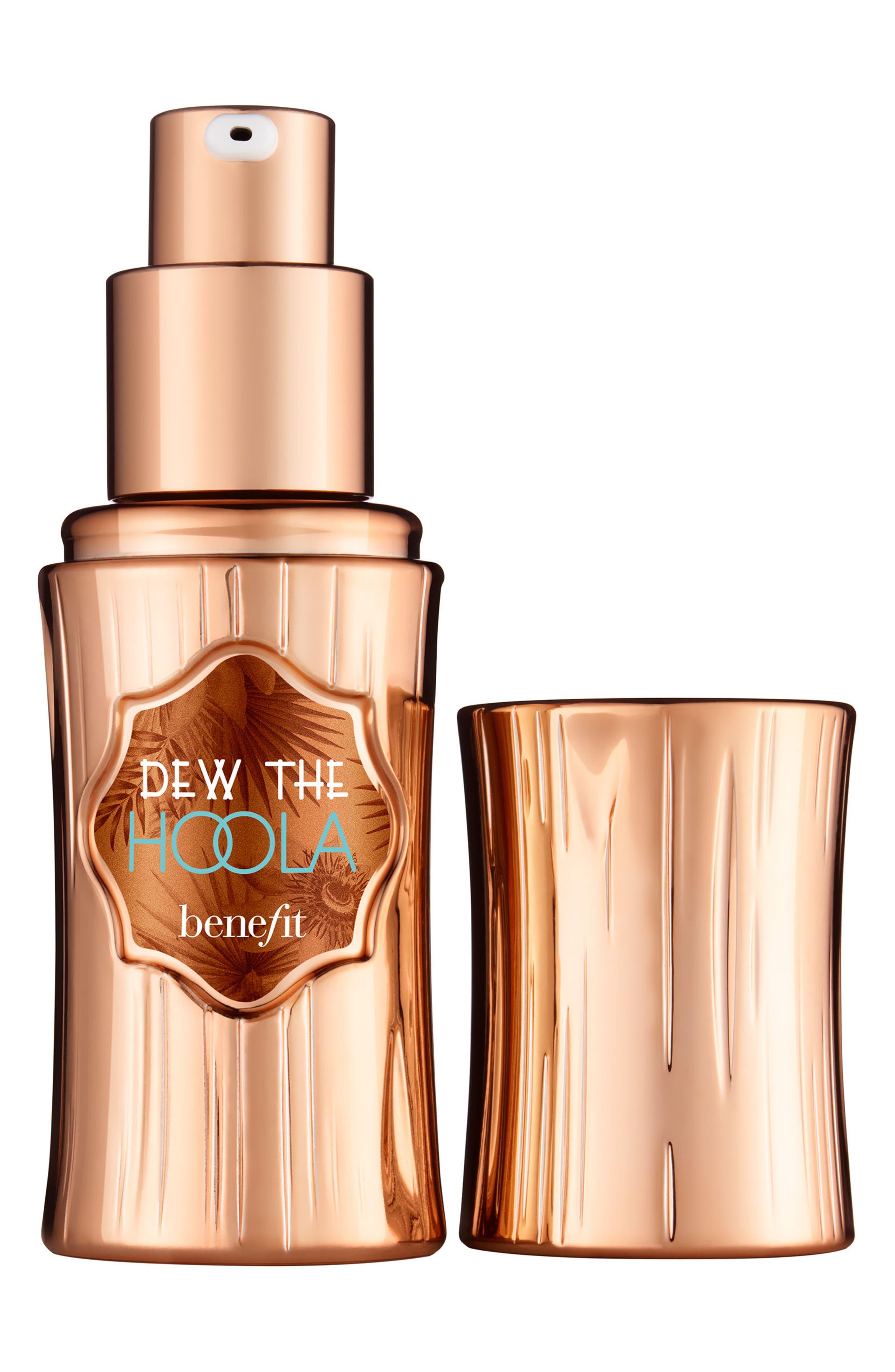 Main Image - Benefit Dew the Hoola Matte Liquid Bronzer