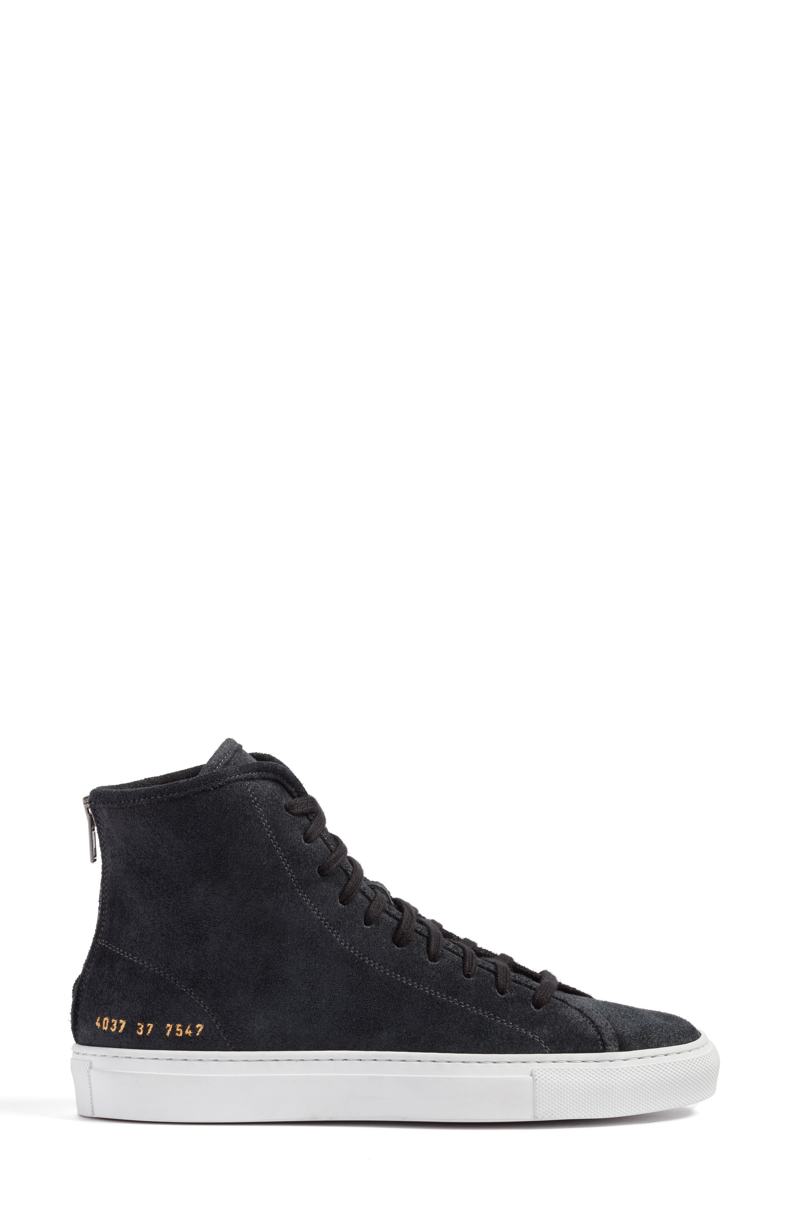 Alternate Image 3  - Common Projects Tournament High Top Sneakers (Women)