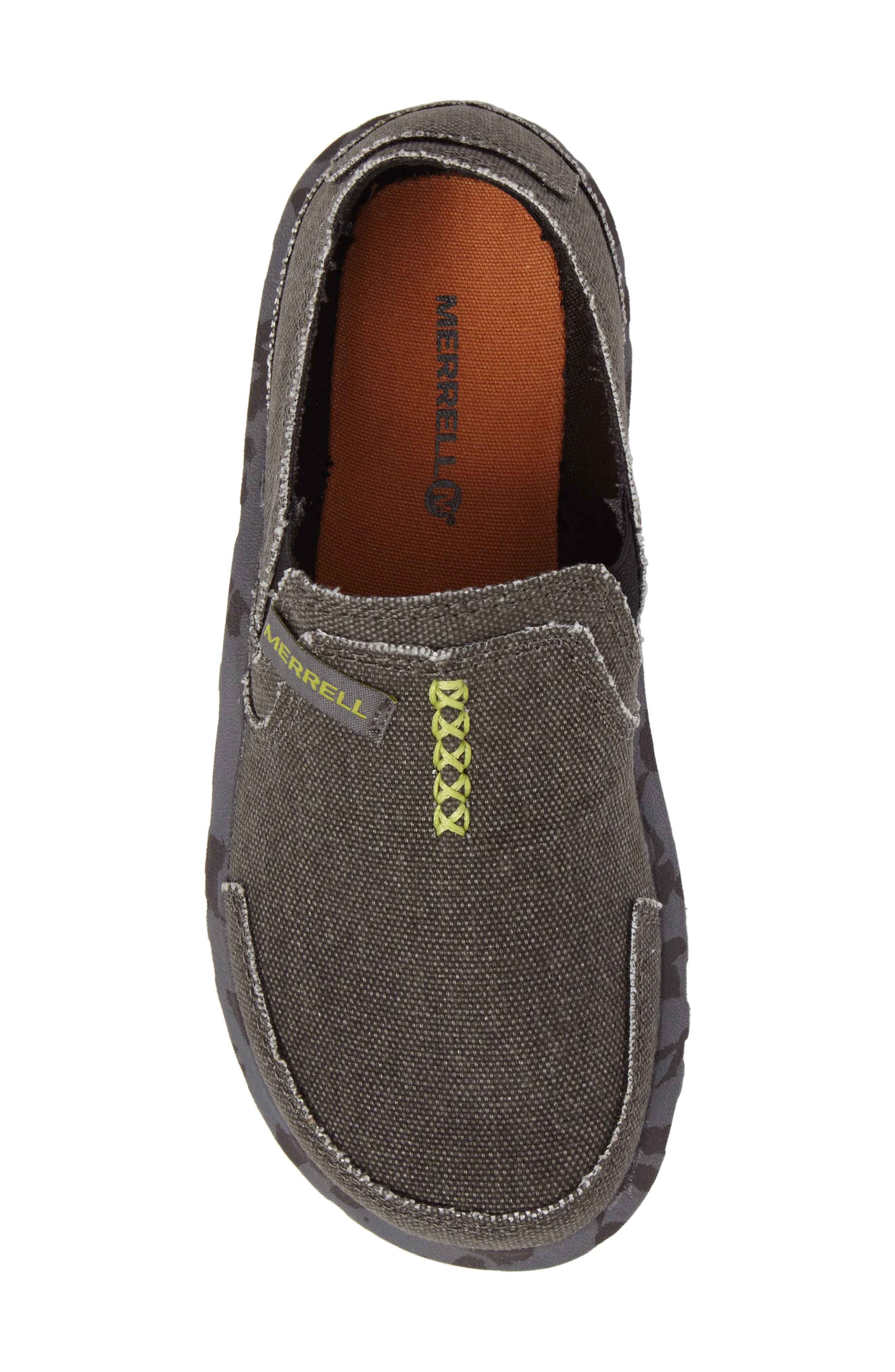 Alternate Image 5  - Merrell Slip-On (Toddler, Little Kid & Big Kid)