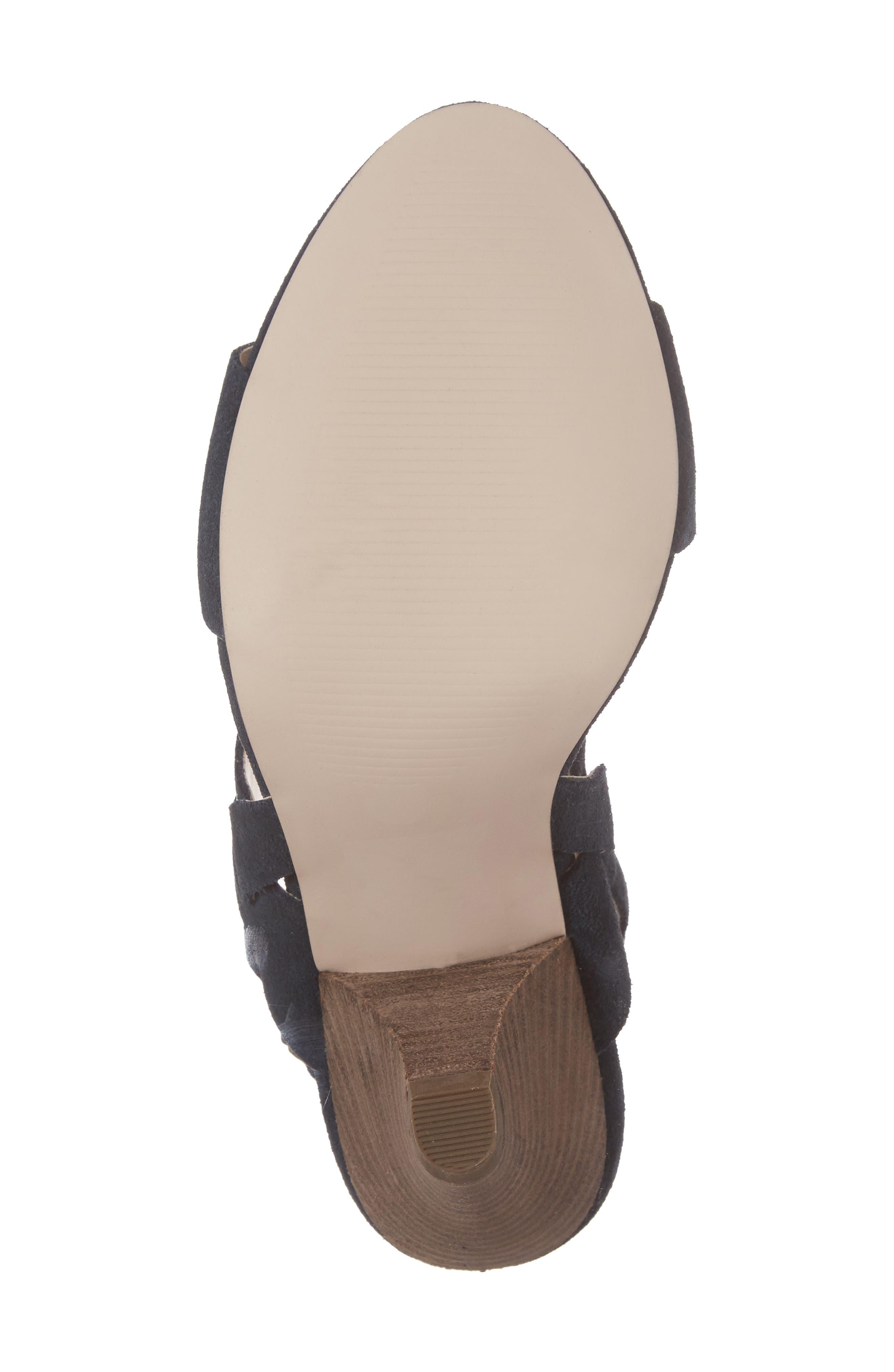 Alternate Image 6  - Sole Society Valor Cone Heel Sandal (Women)