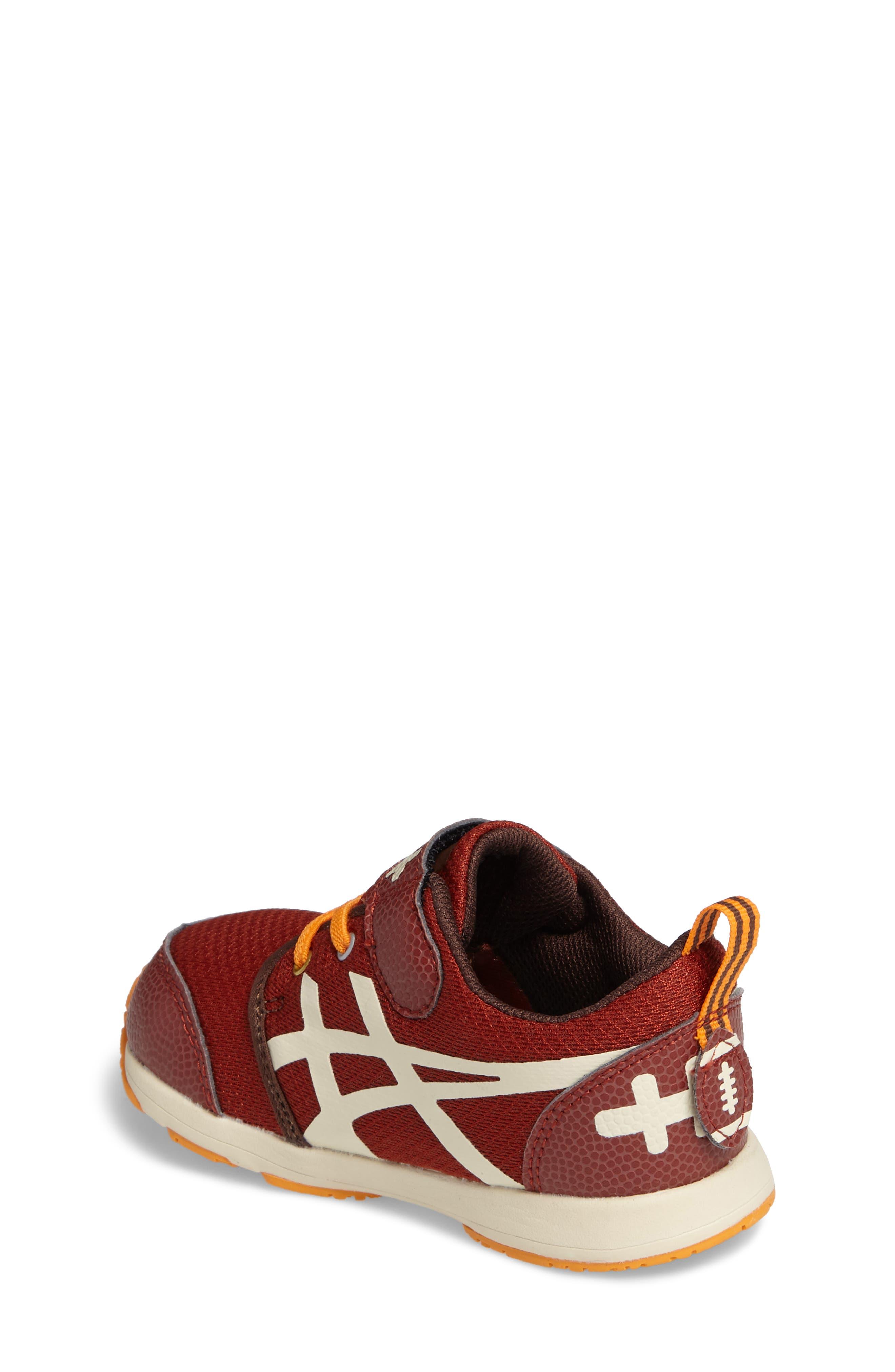 Alternate Image 2  - ASICS® School Yard™ TS Sneaker (Baby, Walker & Toddler)