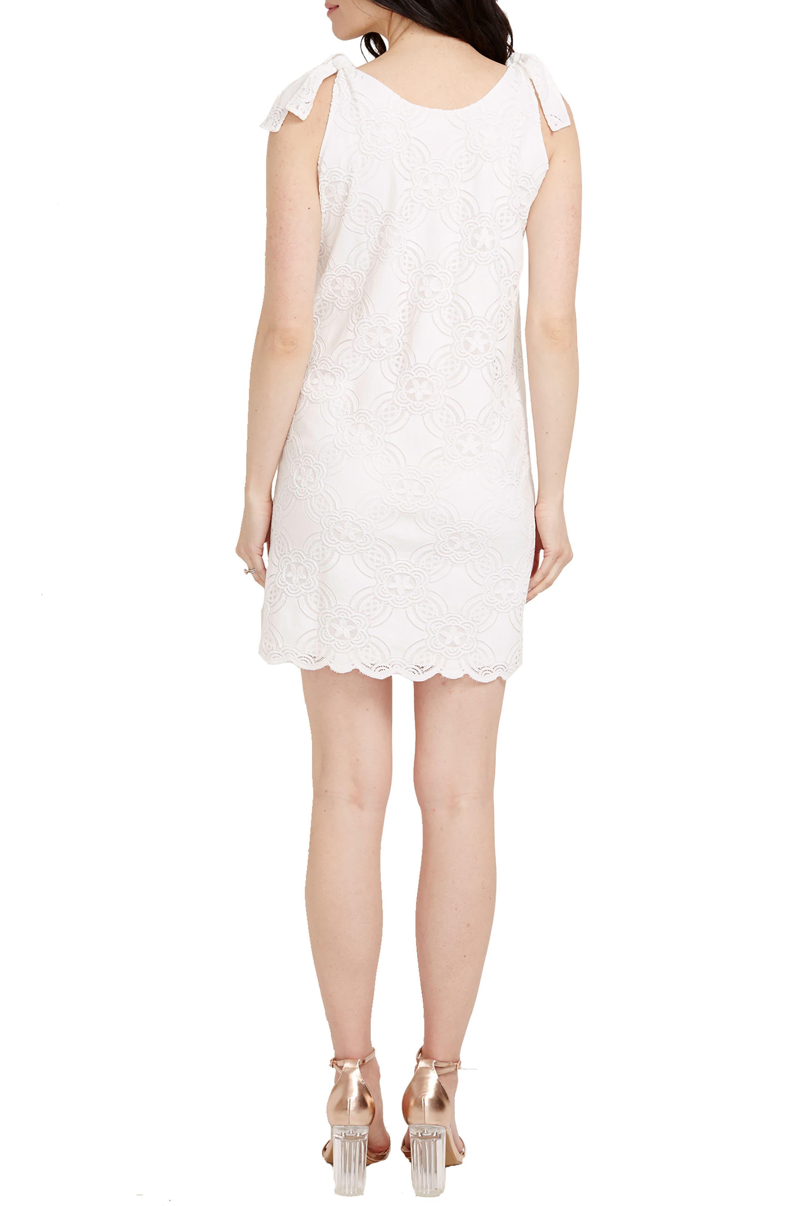 Alternate Image 2  - Rosie Pope Naomi Maternity Shift Dress