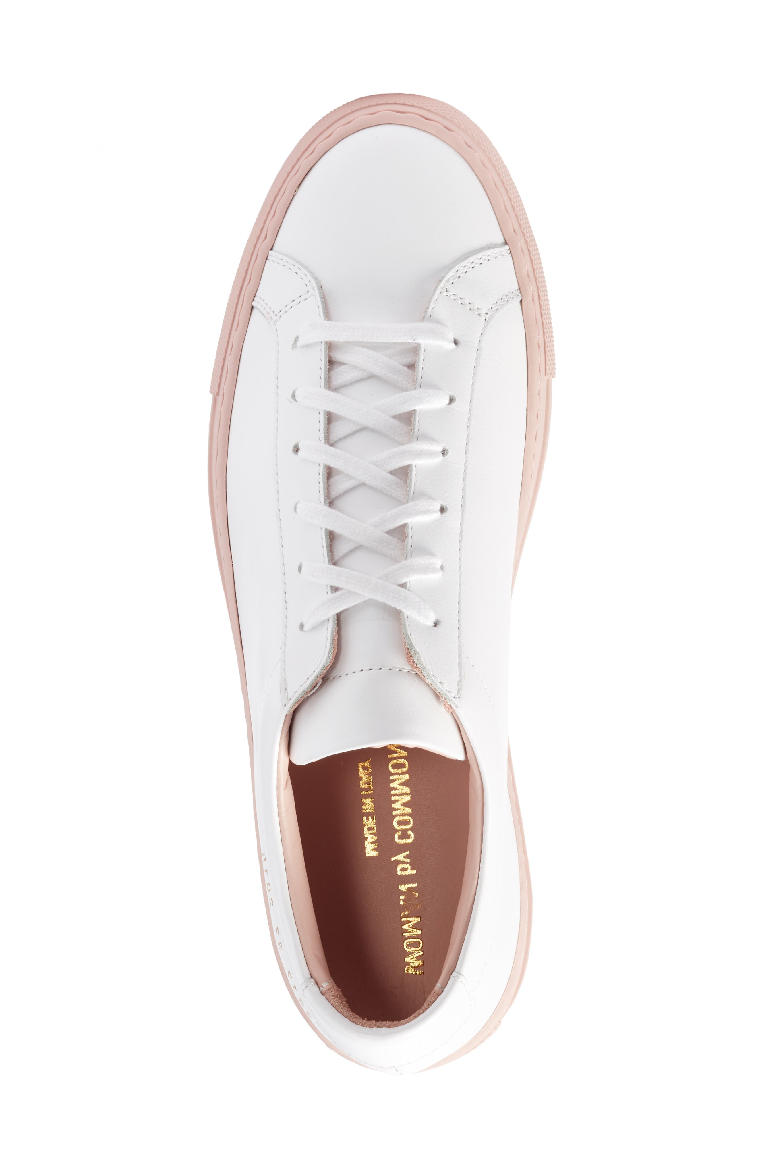 Alternate Image 5  - Common Projects Achilles Sneaker (Women)