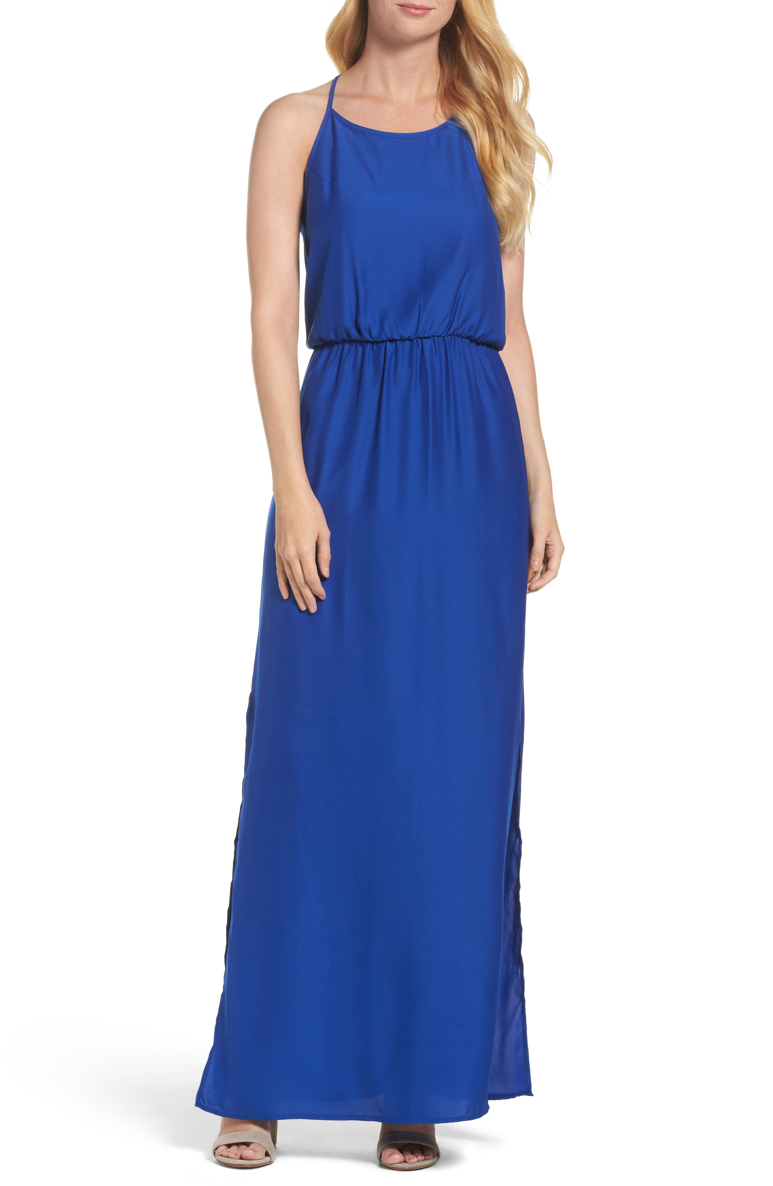 Felicity & Coco Maxi Dress (Regular & Petite) (Nordstrom Exclusive)