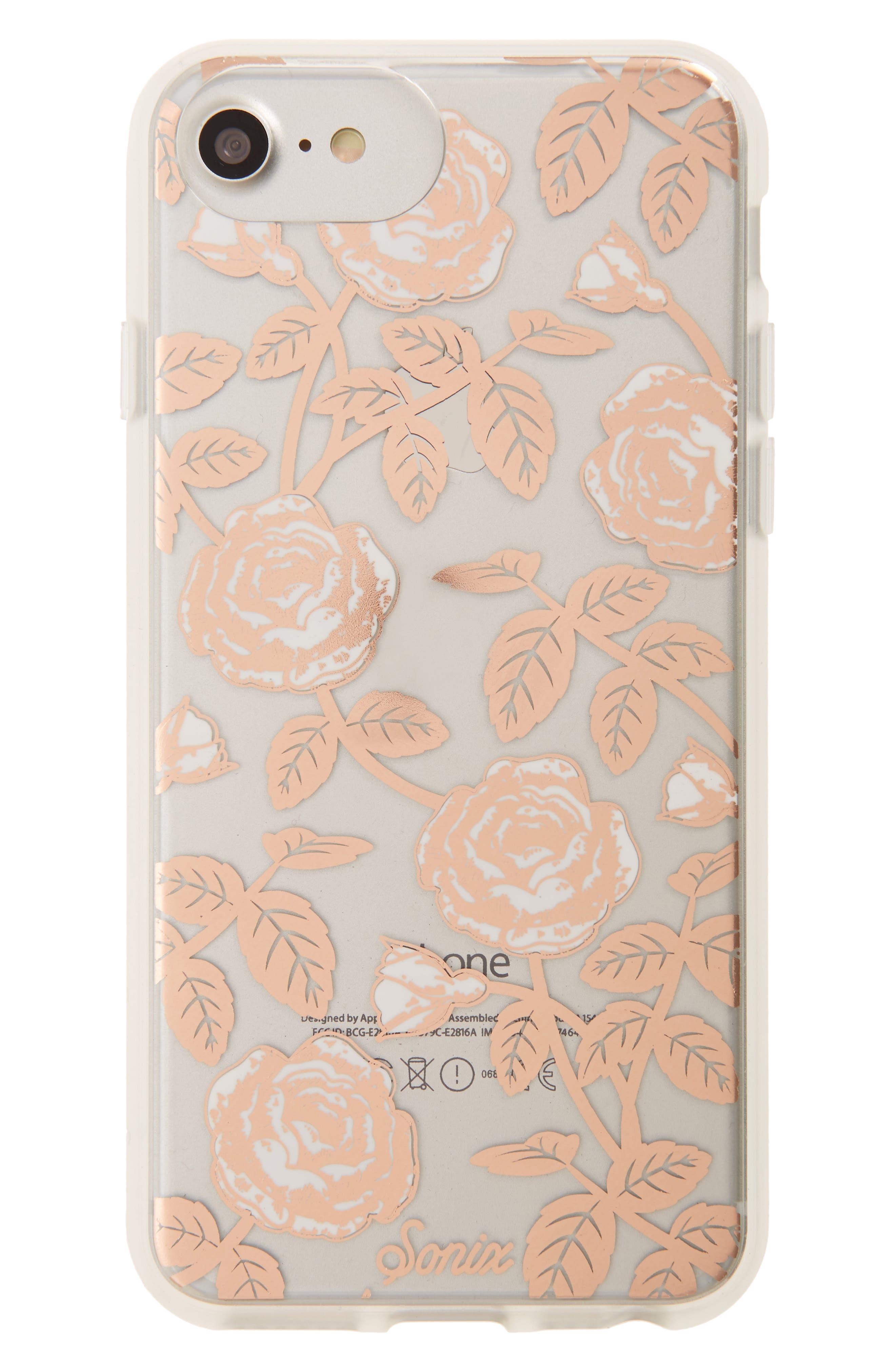SONIX Vintage Rose iPhone 6/7 & 6/7 Plus Case