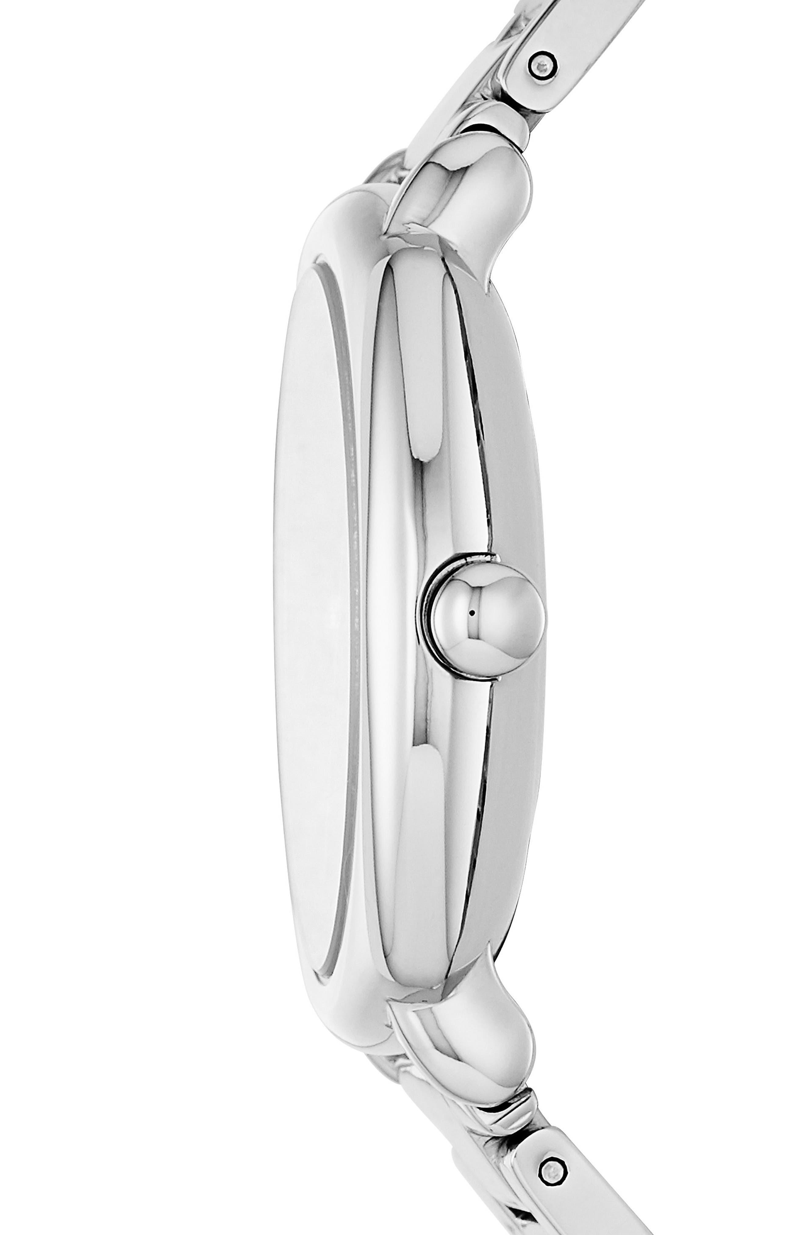 Alternate Image 2  - MARC JACOBS Mandy Bracelet Watch, 34mm