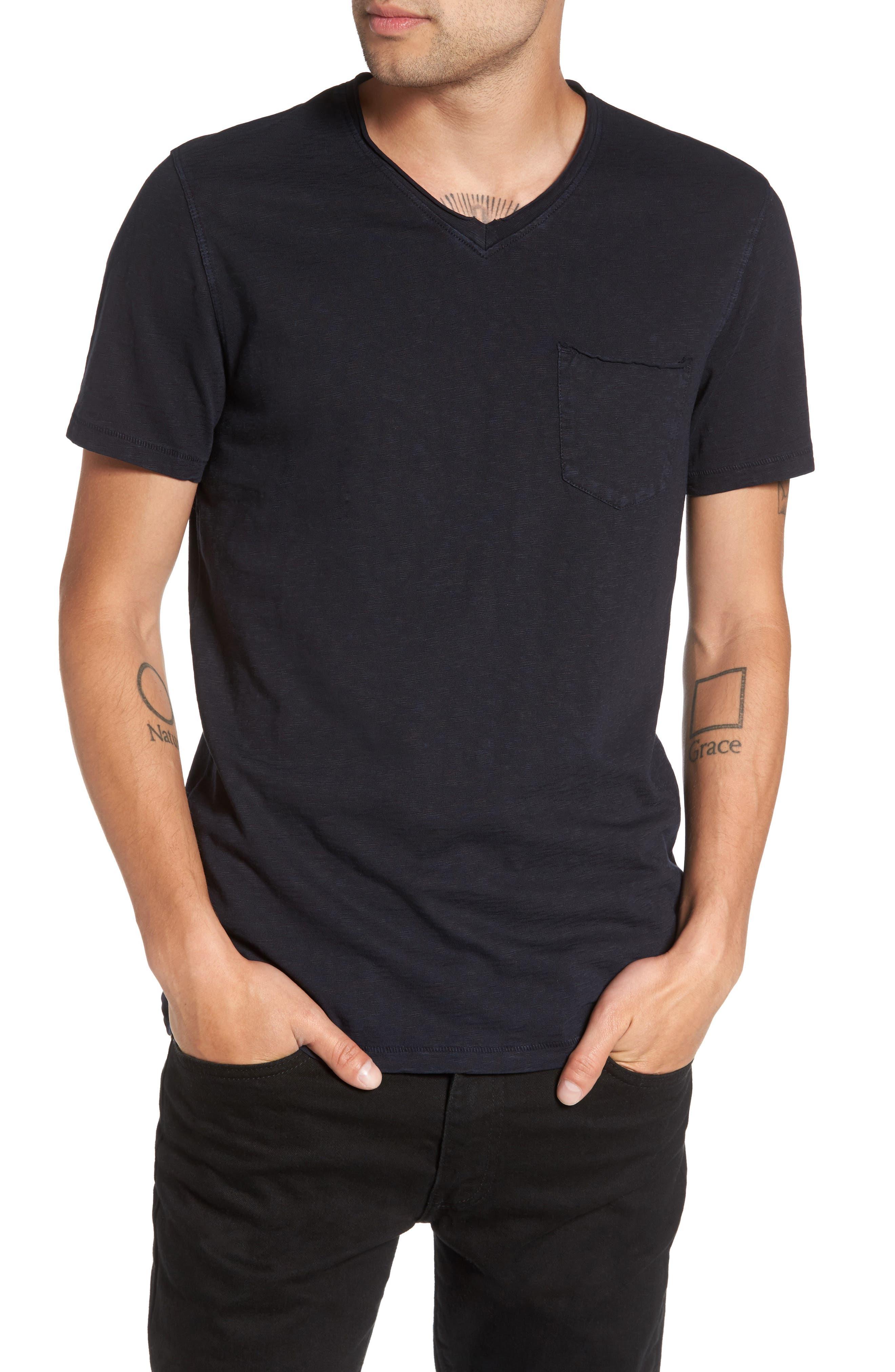 Treasure & Bond Slub V-Neck T-Shirt