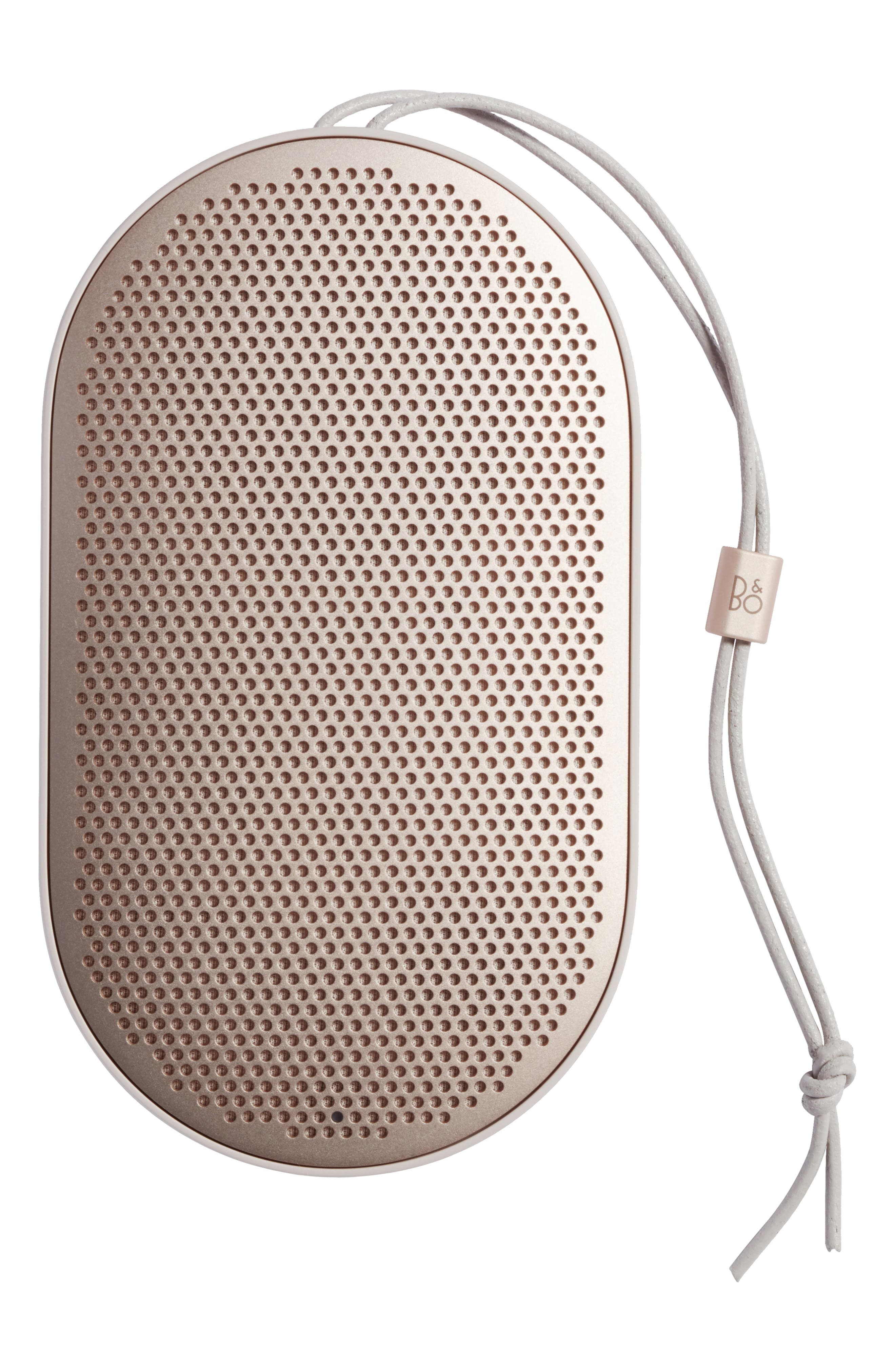 Alternate Image 1 Selected - B&O PLAY Beoplay P2 Portable Bluetooth® Speaker