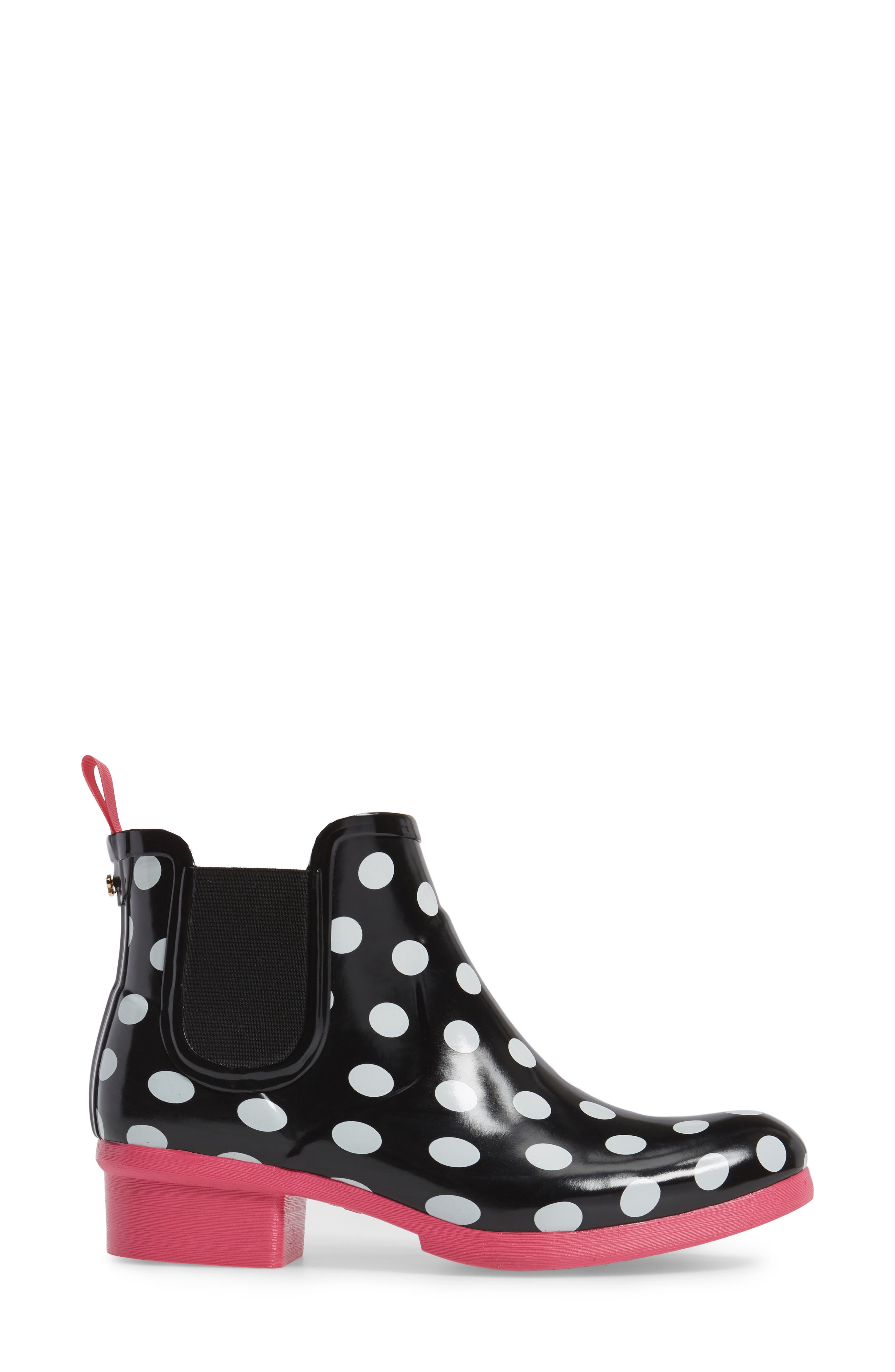 Alternate Image 3  - kate spade new york trudy chelsea rain bootie (Women)