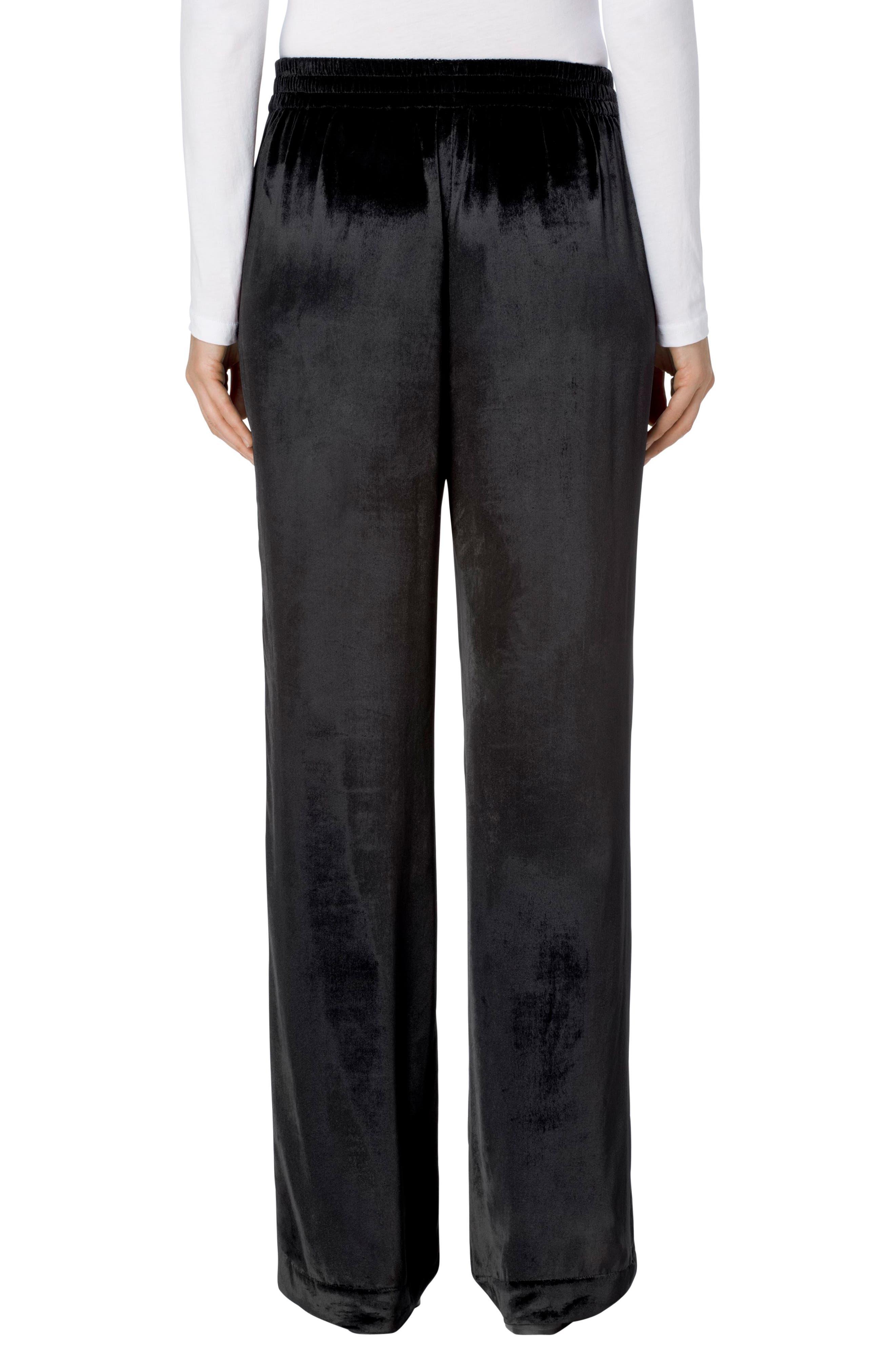 Alternate Image 2  - J Brand Ardon Velvet Pants