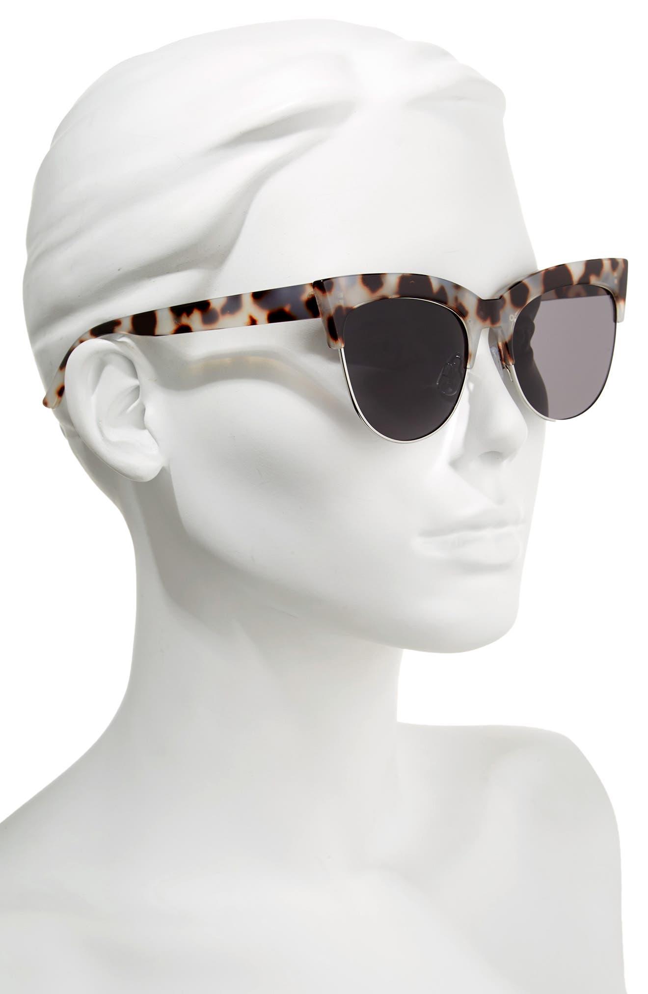 Alternate Image 2  - BP. 55mm Cat Eye Sunglasses