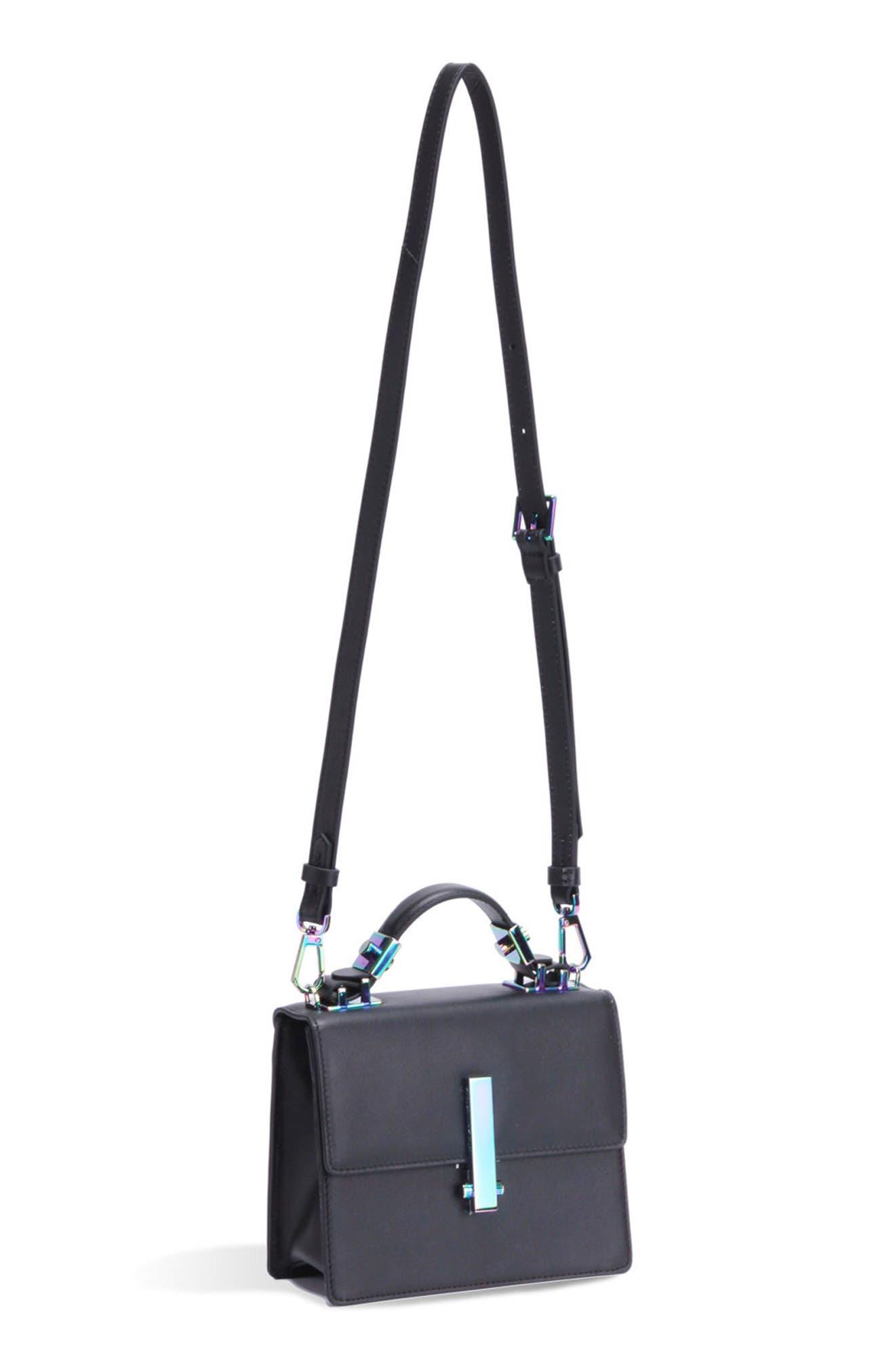 KENDALL + KYLIE Minato Top Handle Messenger Bag
