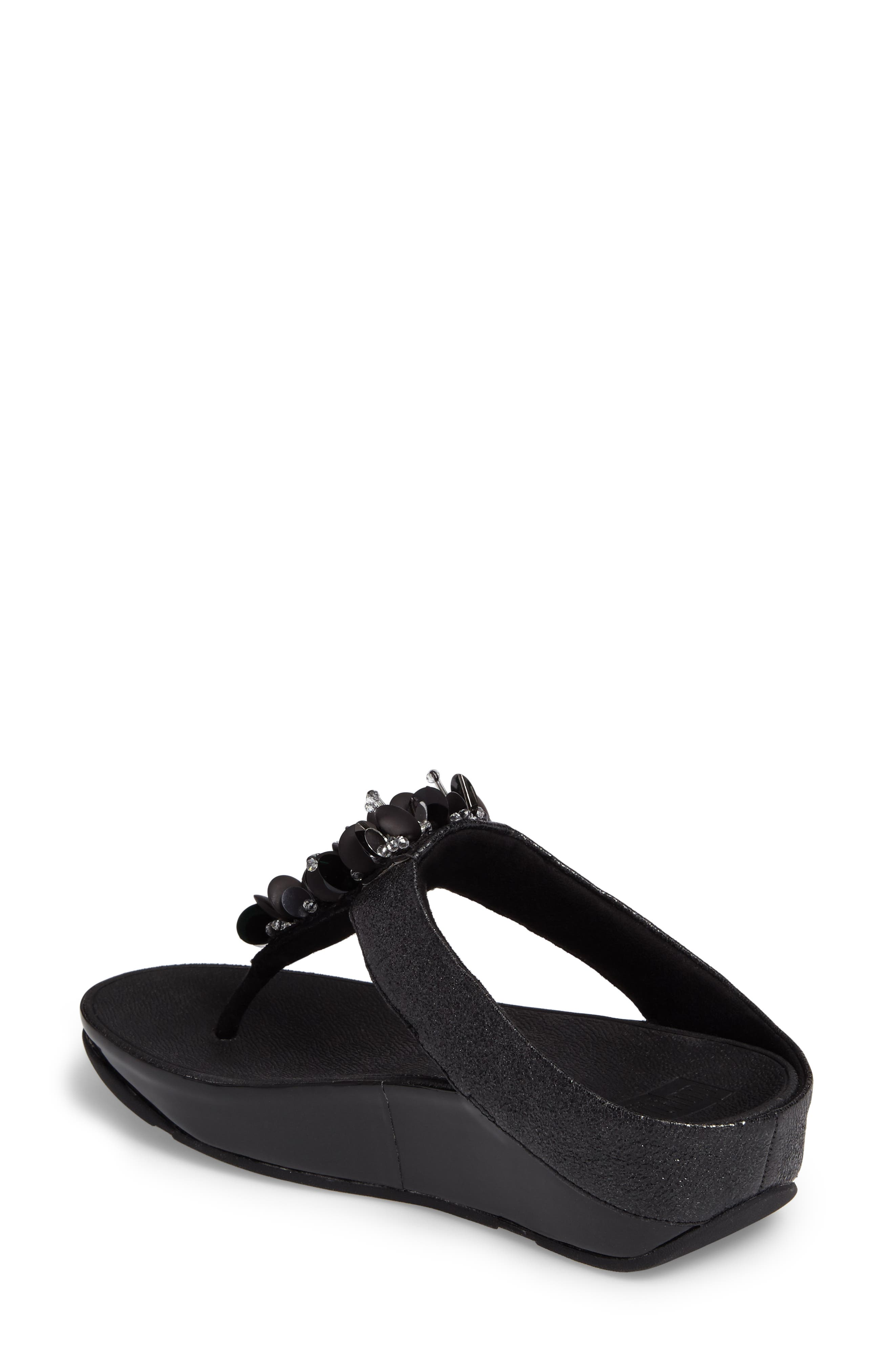Alternate Image 2  - FitFlop Boogaloo Sandal (Women)
