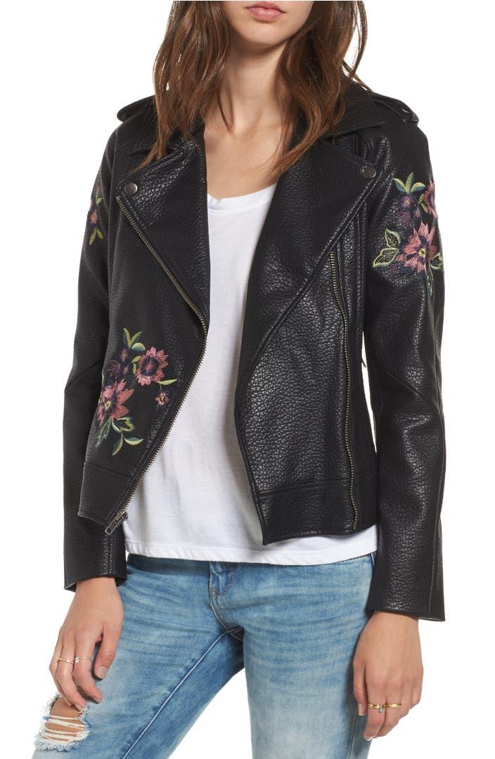 Dakota leather jacket