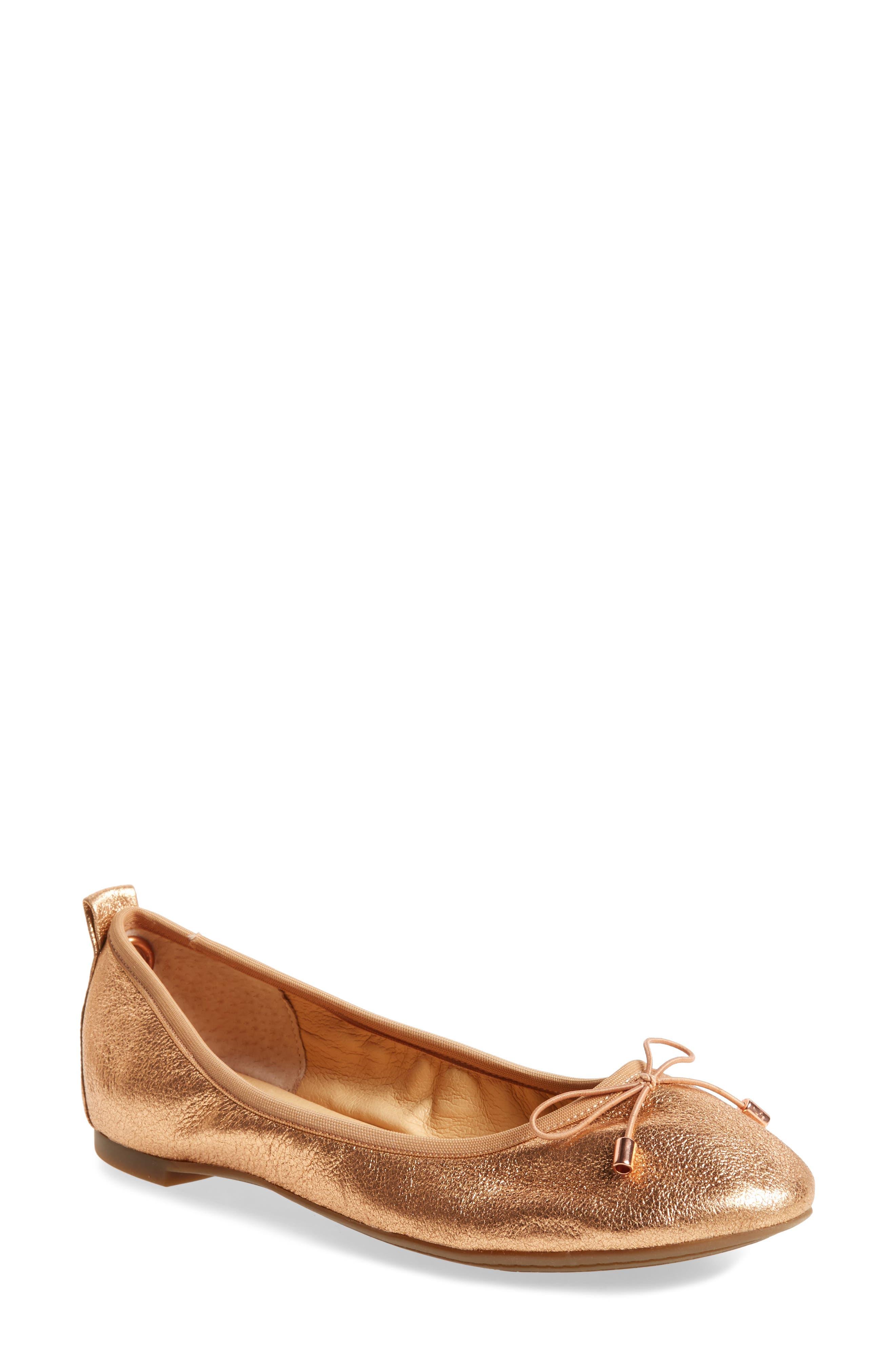 Alternate Image 1 Selected - Jessica Simpson Nalan Ballet Flat (Women)
