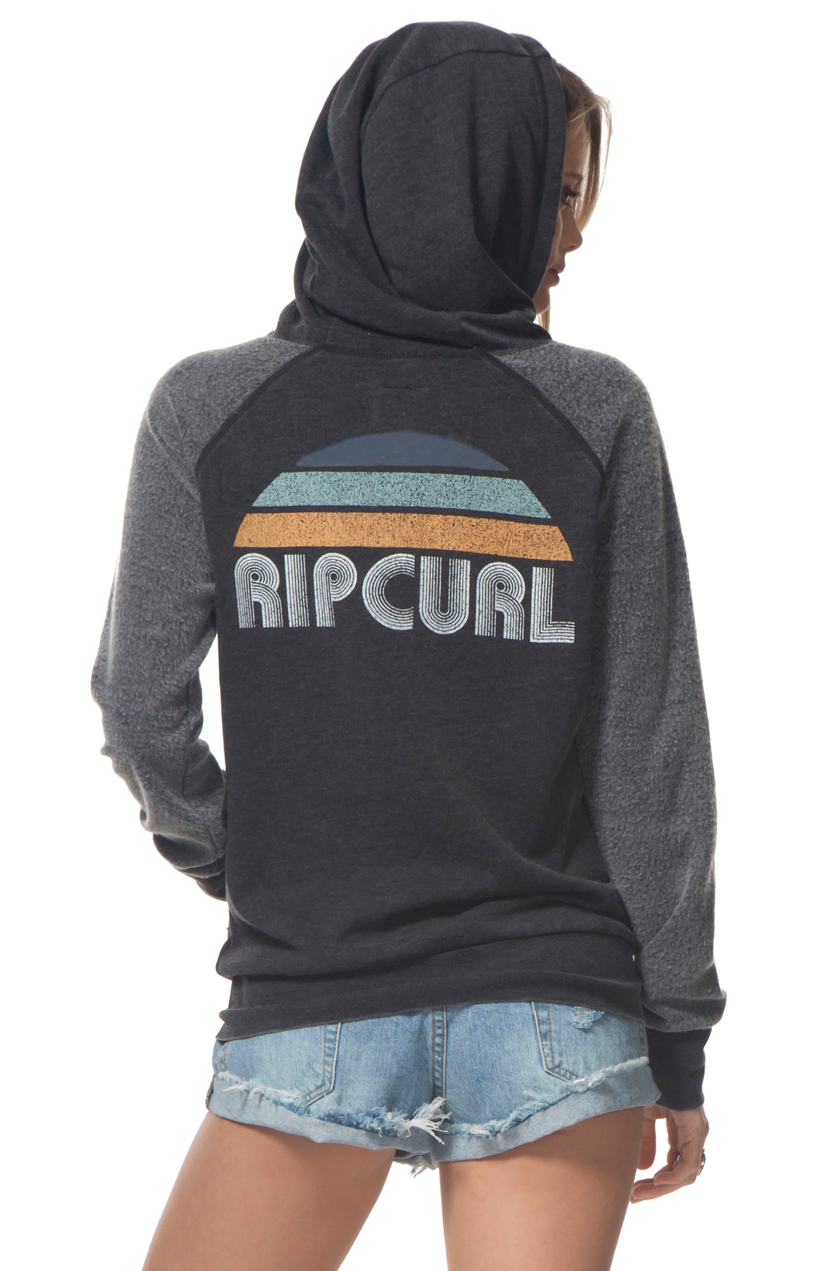 Alternate Image 2  - Rip Curl Sunrise Club Hoodie
