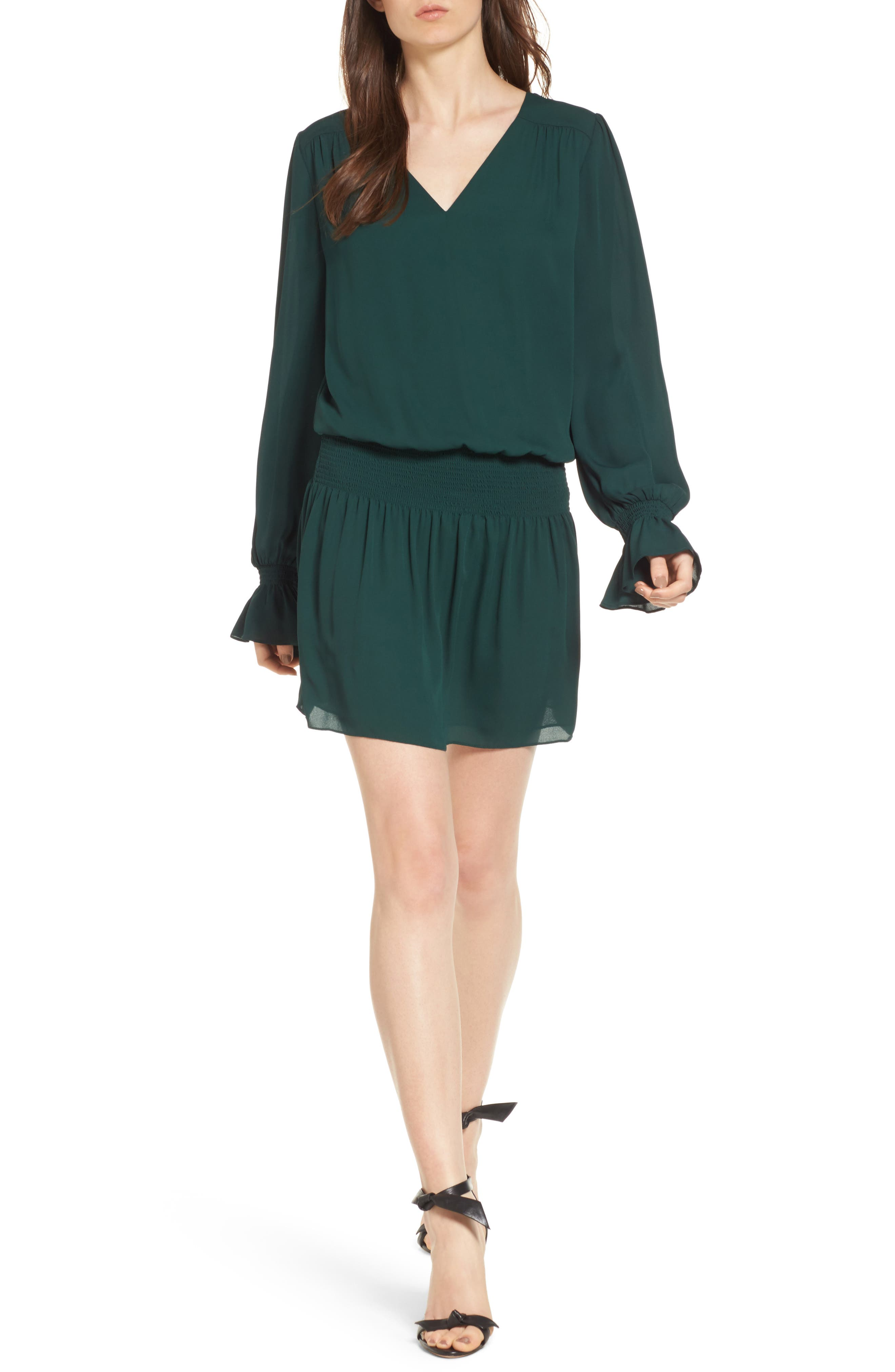 Main Image - Chelsea28 Drop Waist Dress