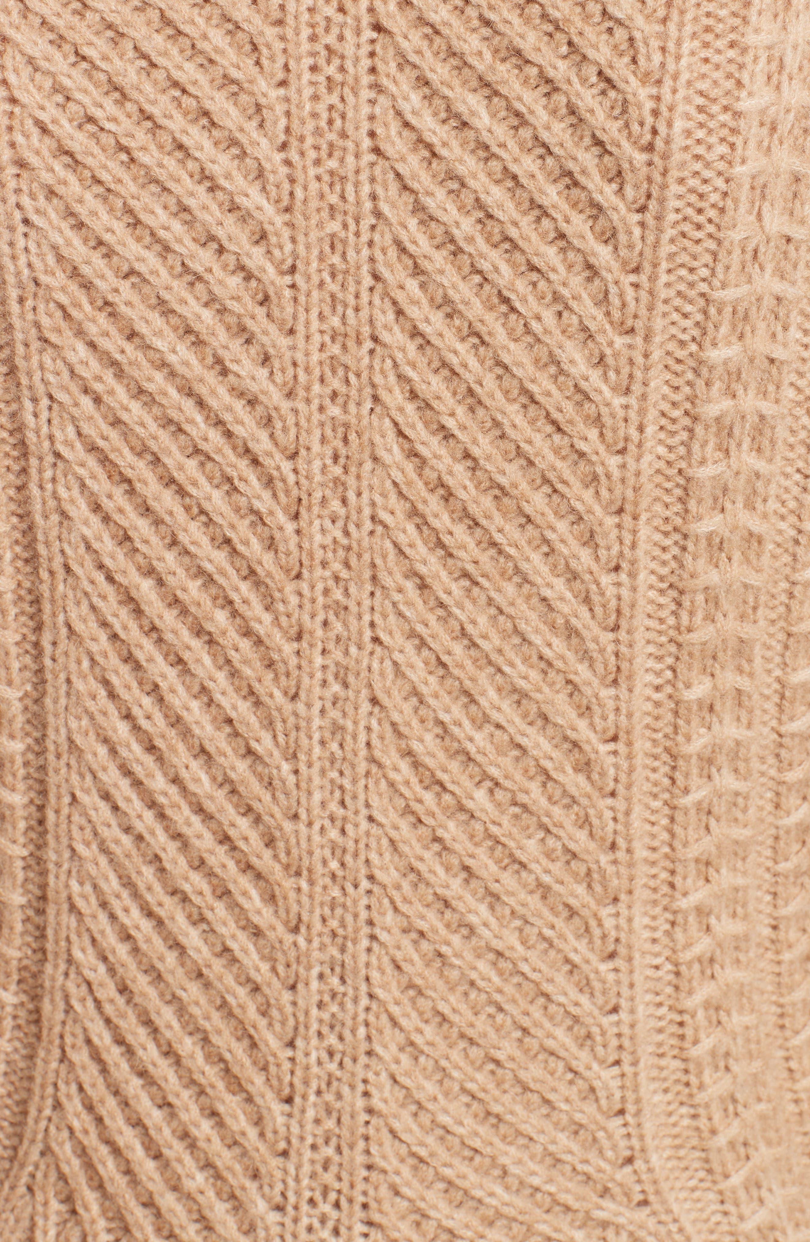 Ronco Sweater,                             Alternate thumbnail 3, color,                             Camel