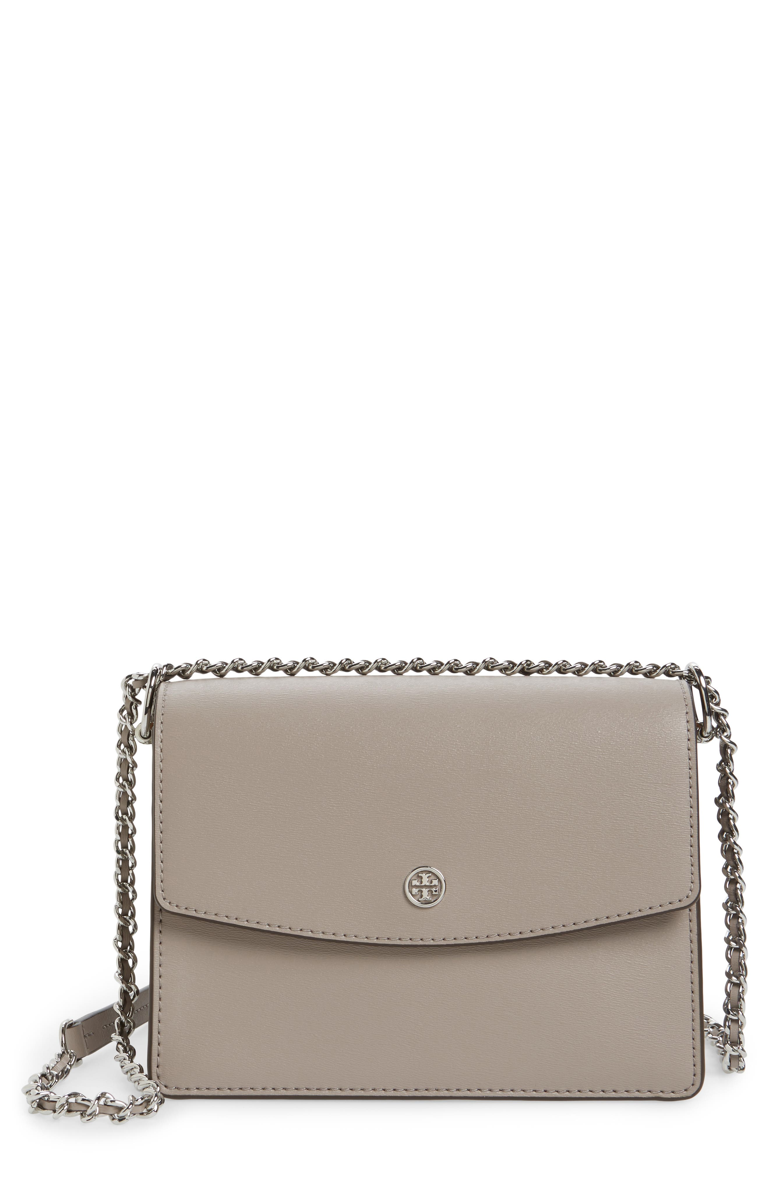 Main Image - Tory Burch Parker Leather Shoulder/Crossbody Bag