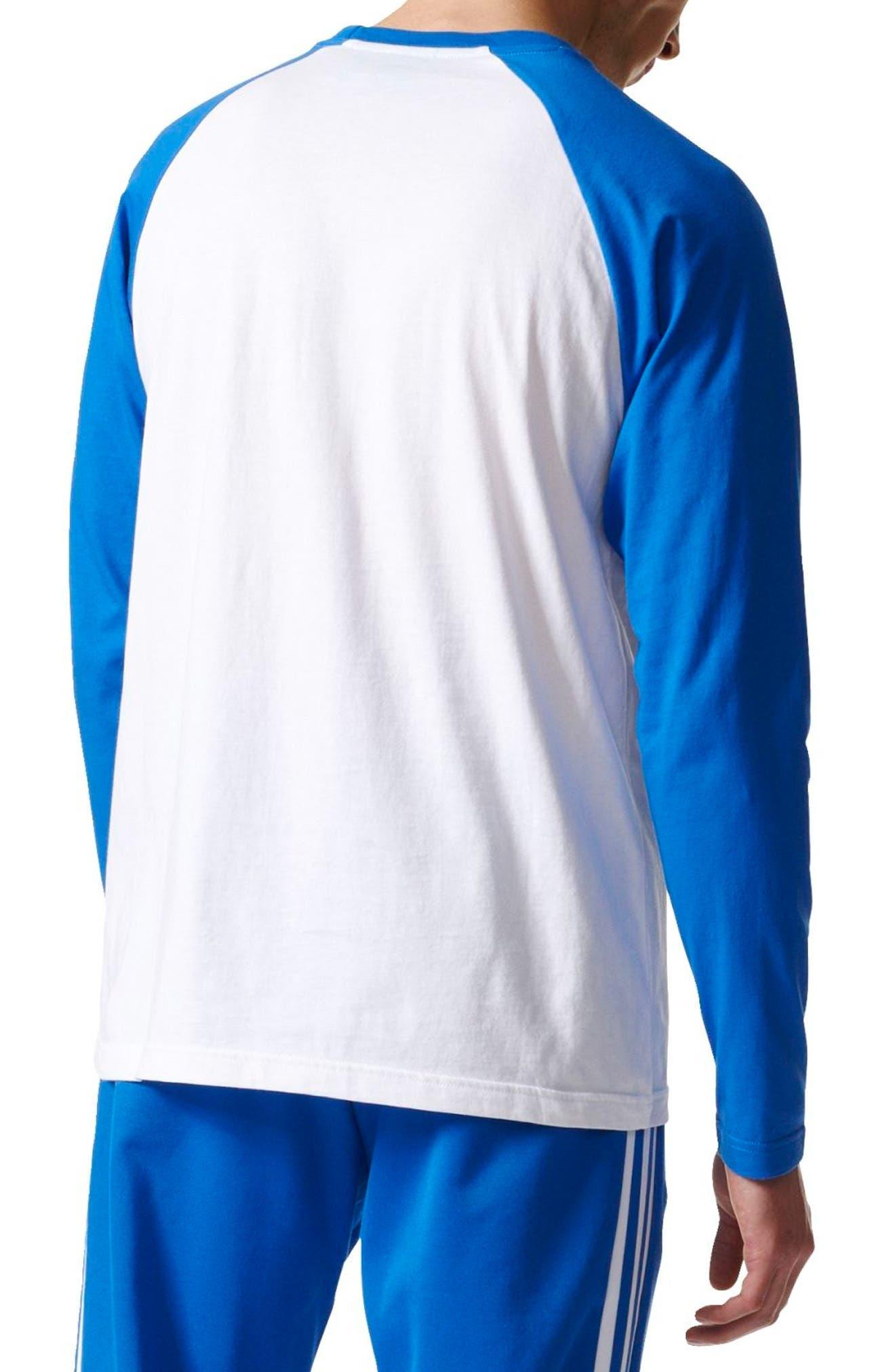 Alternate Image 2  - adidas Logo Graphic T-Shirt
