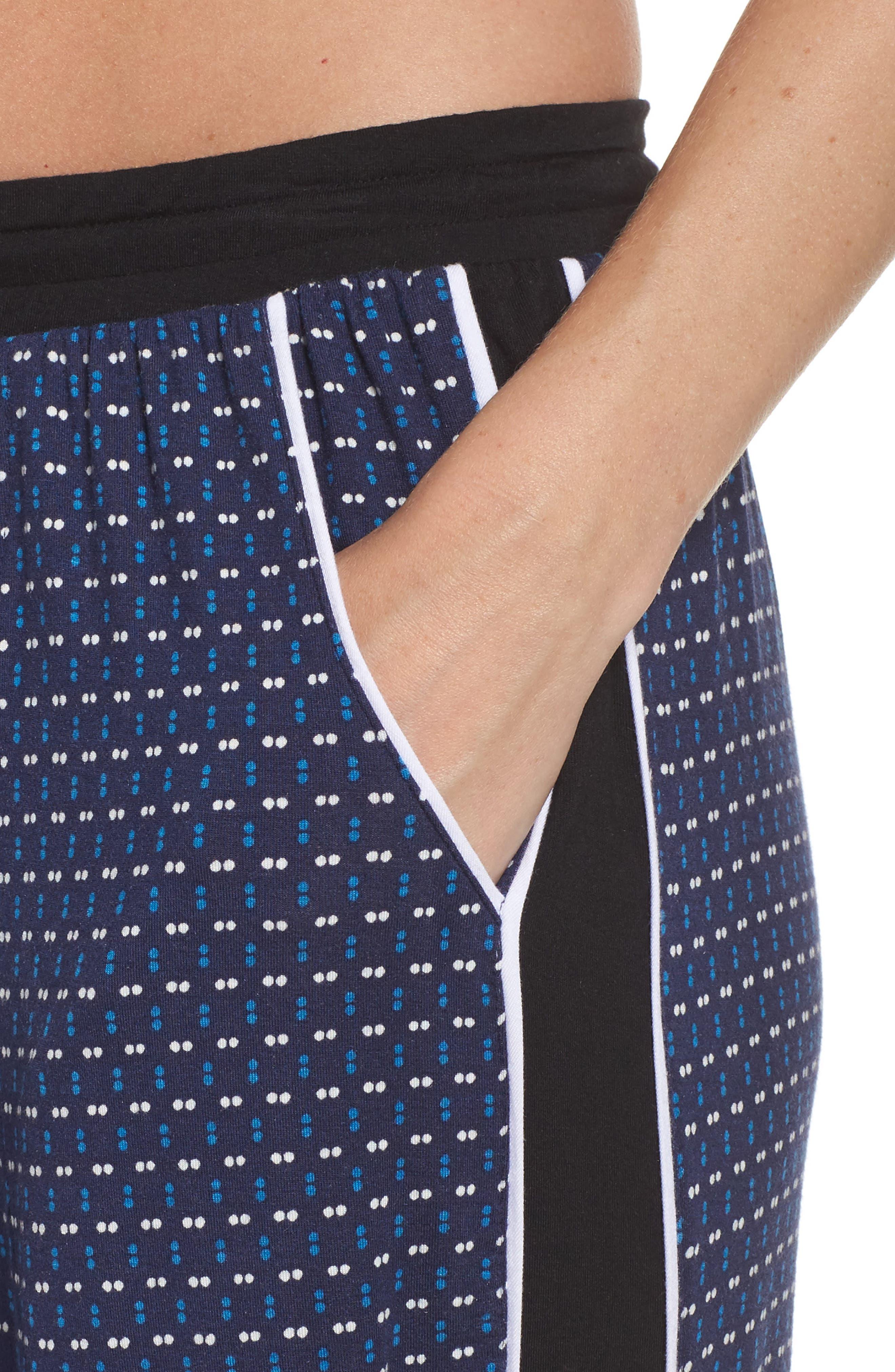 Alternate Image 7  - DKNY Sleep Jogger Pants