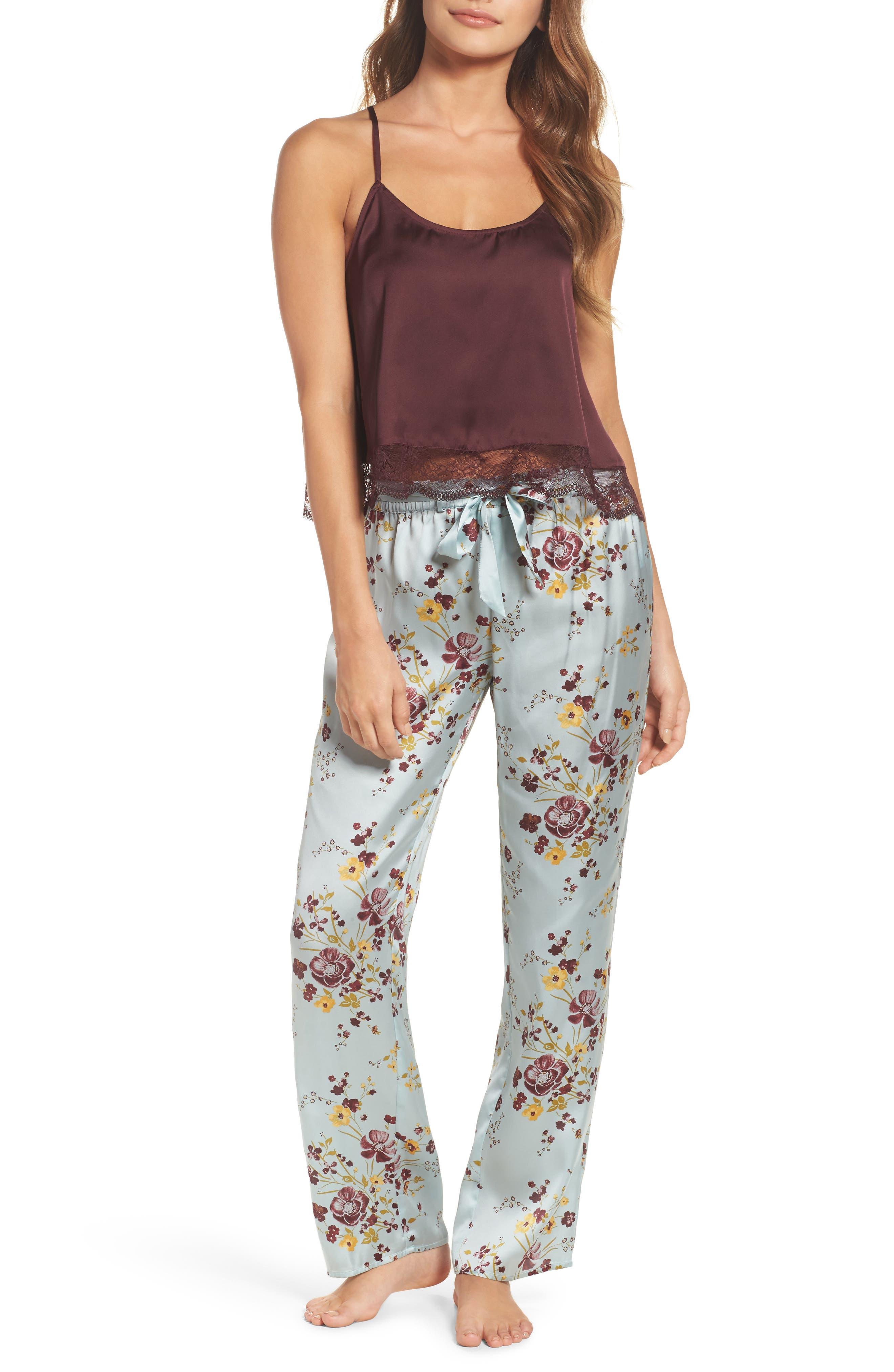 Alternate Image 5  - Chelsea28 In My Dreams Pajama Pants