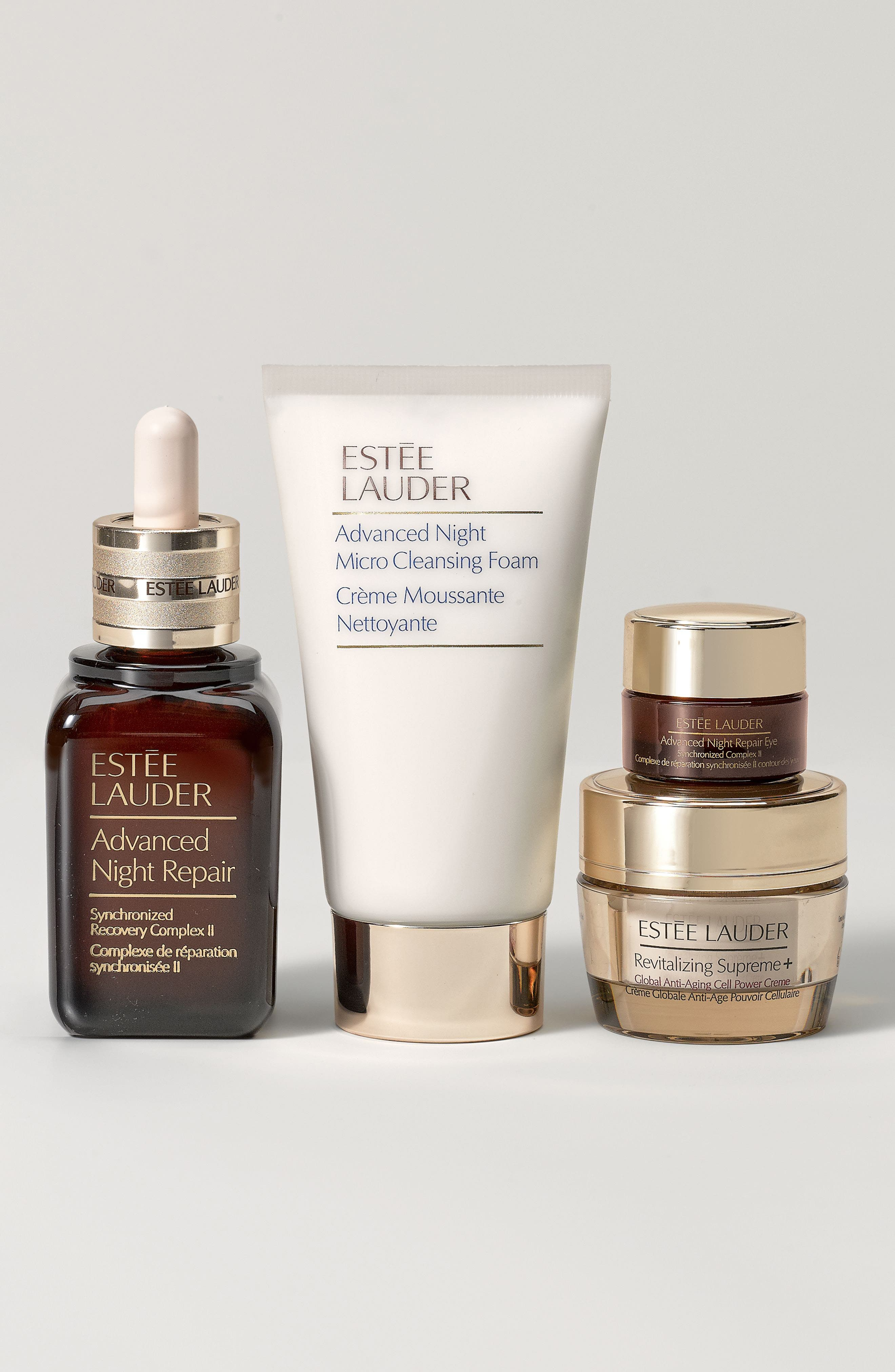 Alternate Image 2  - Estée Lauder Repair + Renew for Firmer, Radiant Skin Collection ($150 Value)