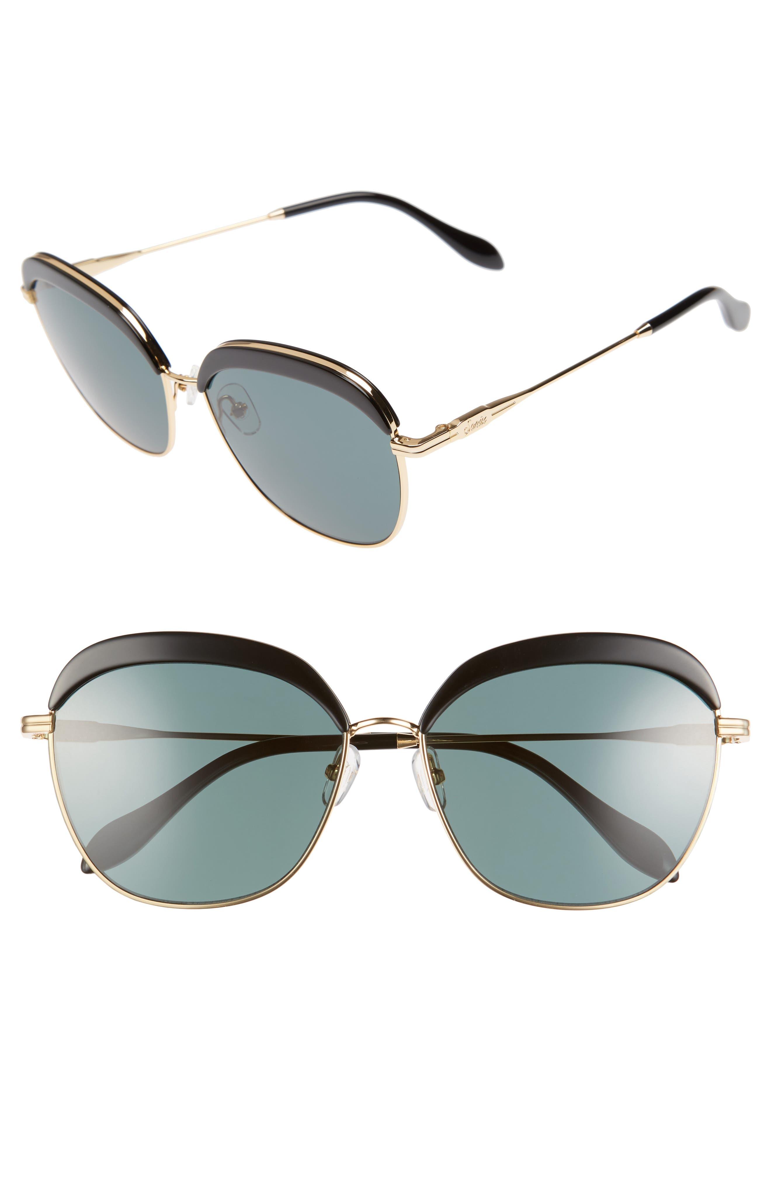 SONIX Birdie 60mm Sunglasses
