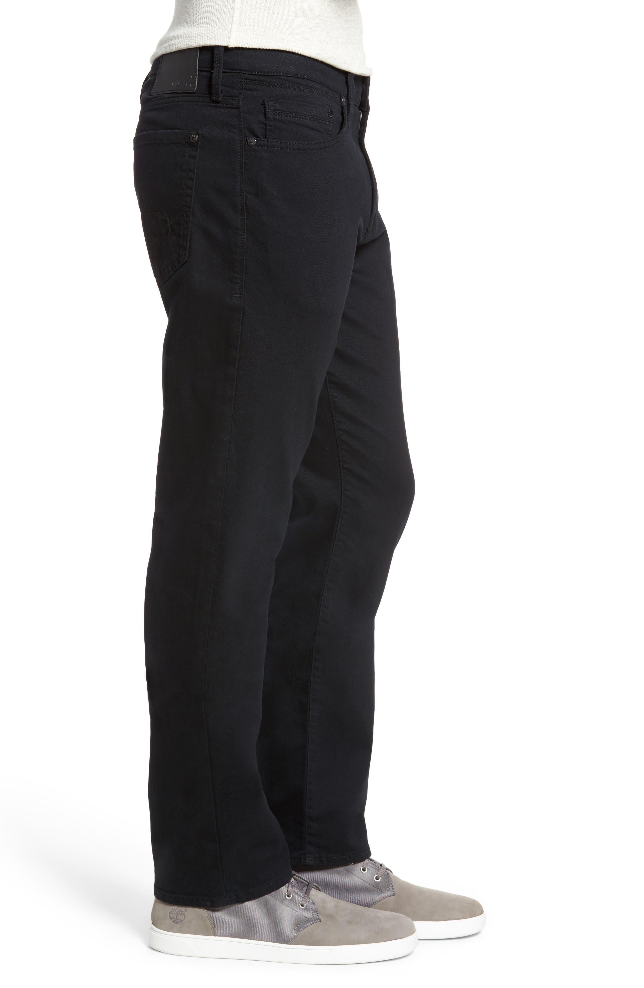 Alternate Image 3  - Mavi Jeans Matt Relaxed Fit Jeans (Black Williamsburg)